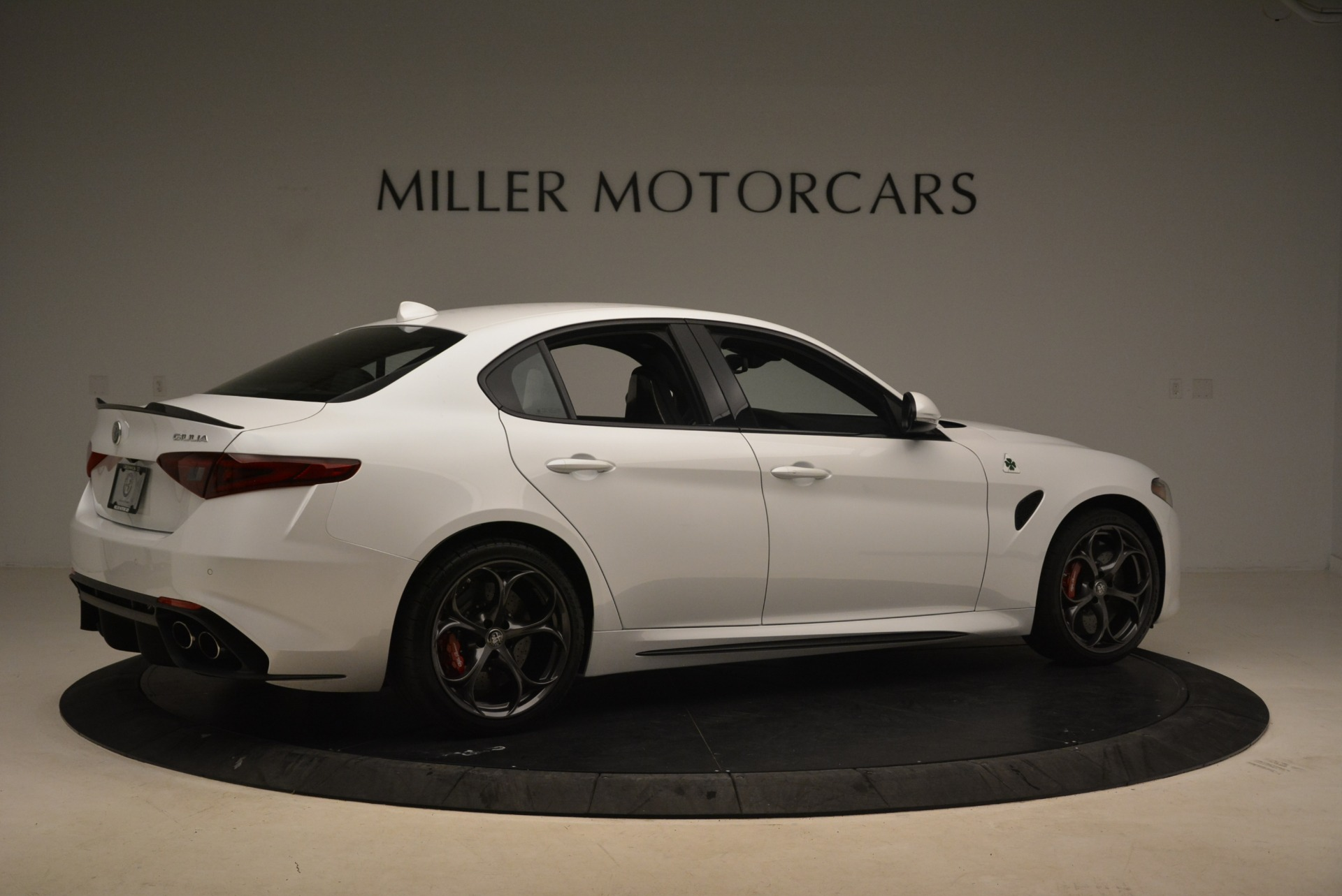 New 2018 Alfa Romeo Giulia Quadrifoglio For Sale In Westport, CT 2035_p8