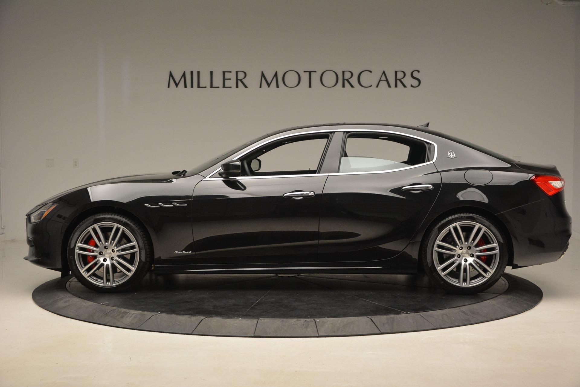 New 2018 Maserati Ghibli S Q4 Gransport For Sale In Westport, CT 2036_p3
