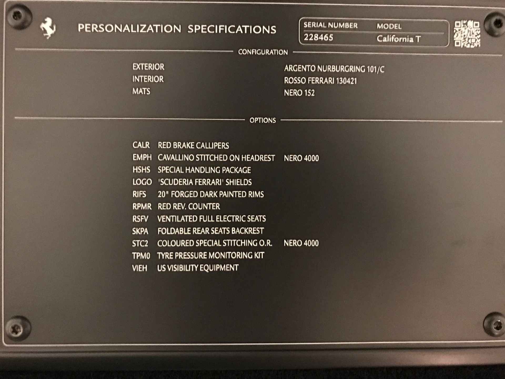 Used 2017 Ferrari California T Handling Speciale For Sale In Westport, CT 2037_p35