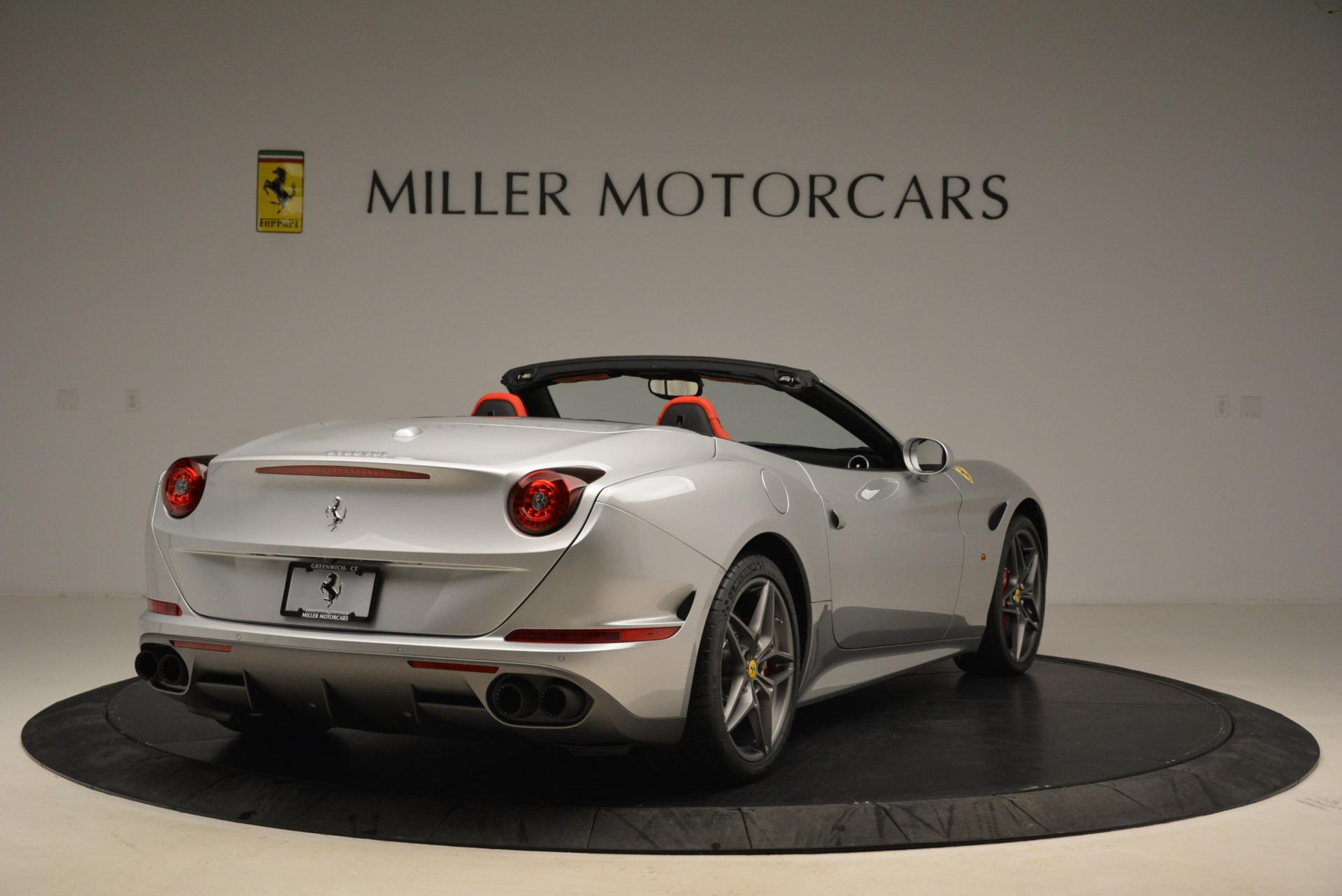 Used 2017 Ferrari California T Handling Speciale For Sale In Westport, CT 2037_p7