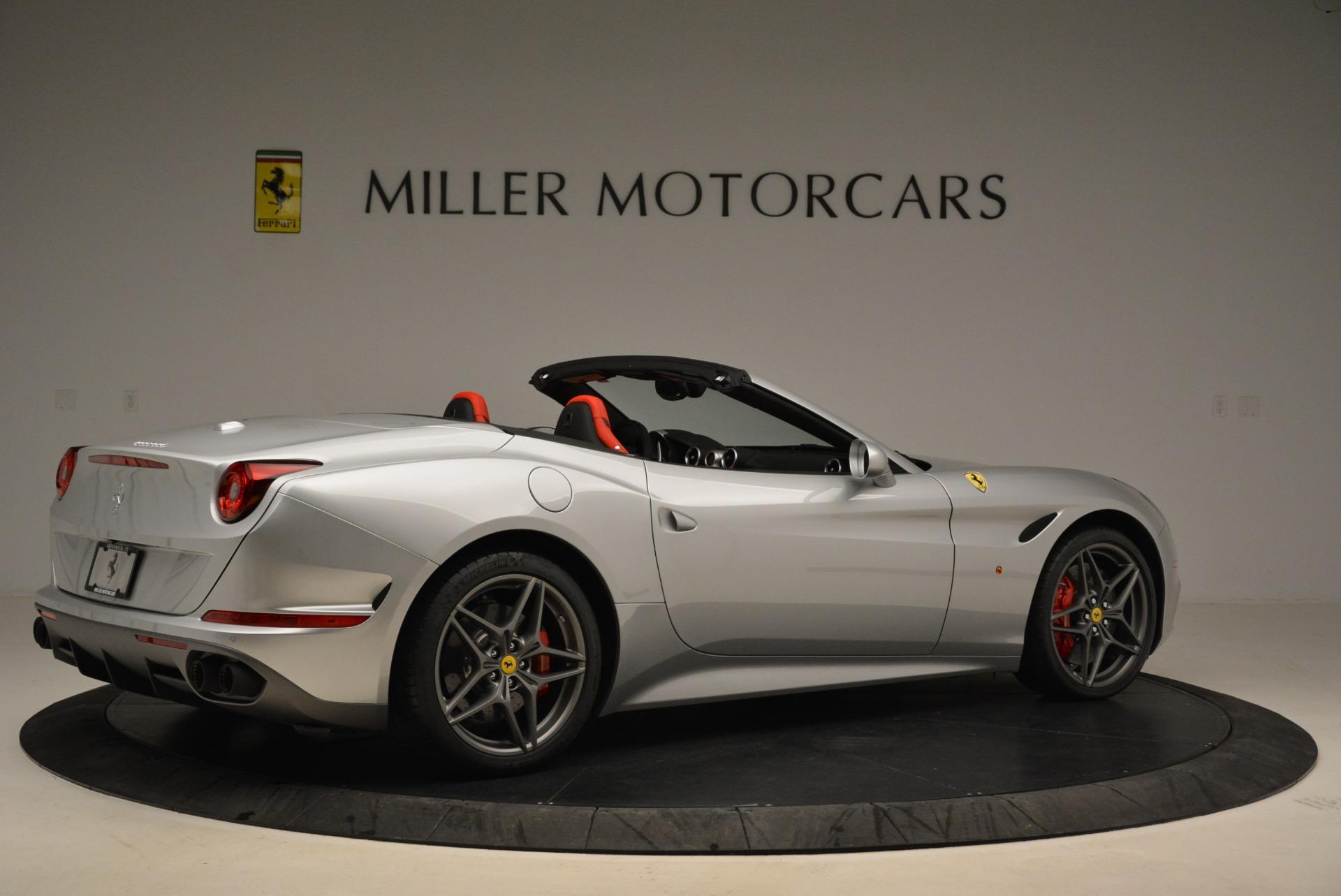 Used 2017 Ferrari California T Handling Speciale For Sale In Westport, CT 2037_p8