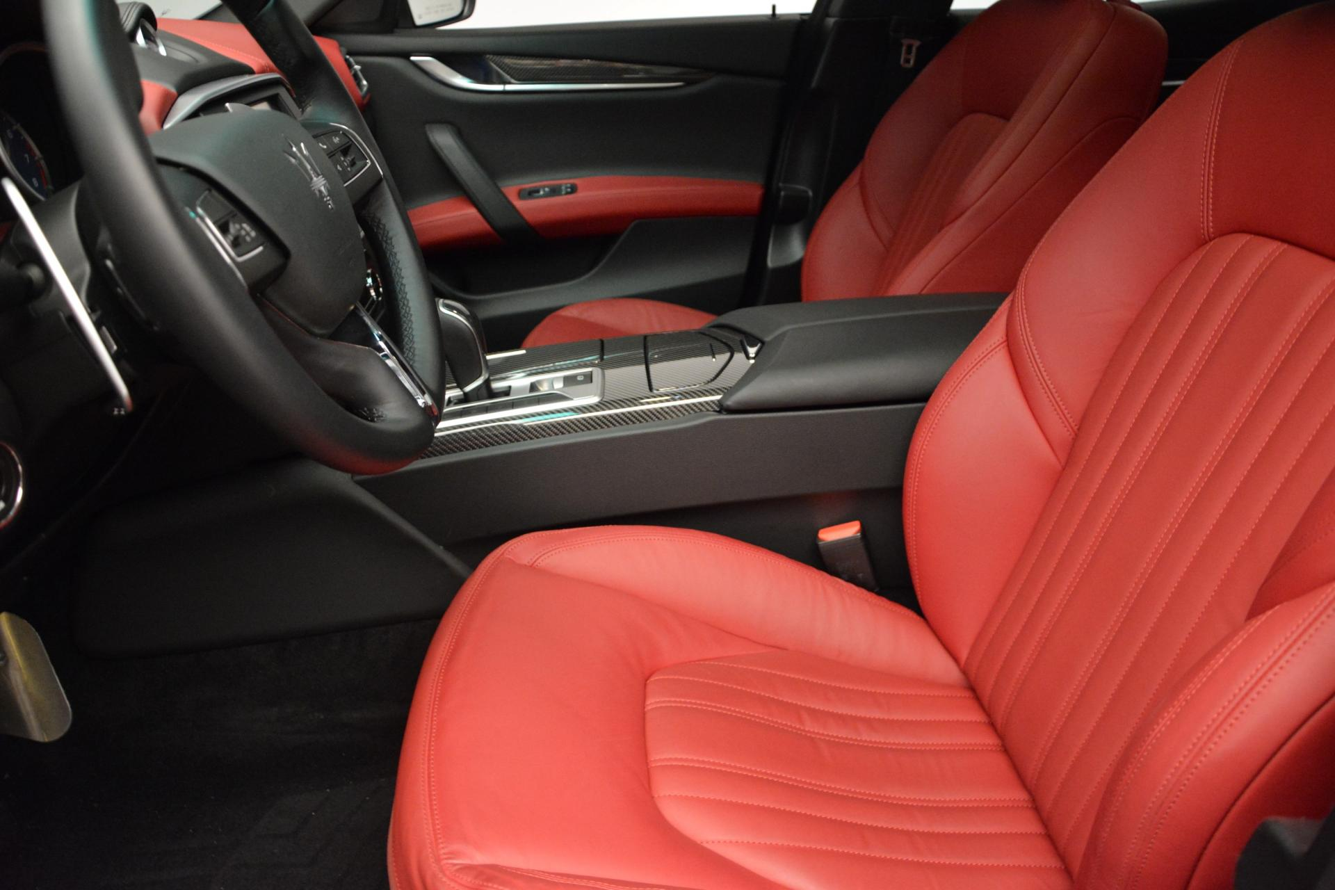 New 2016 Maserati Ghibli S Q4 For Sale In Westport, CT 204_p13