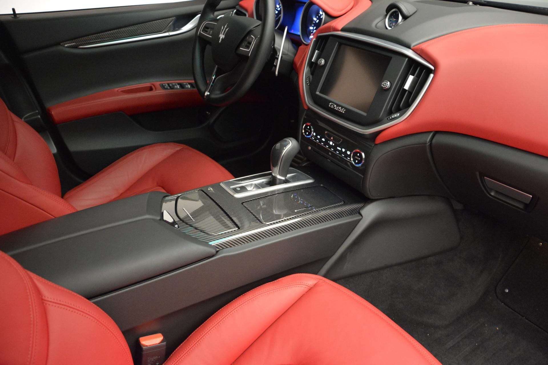 New 2016 Maserati Ghibli S Q4 For Sale In Westport, CT 204_p20