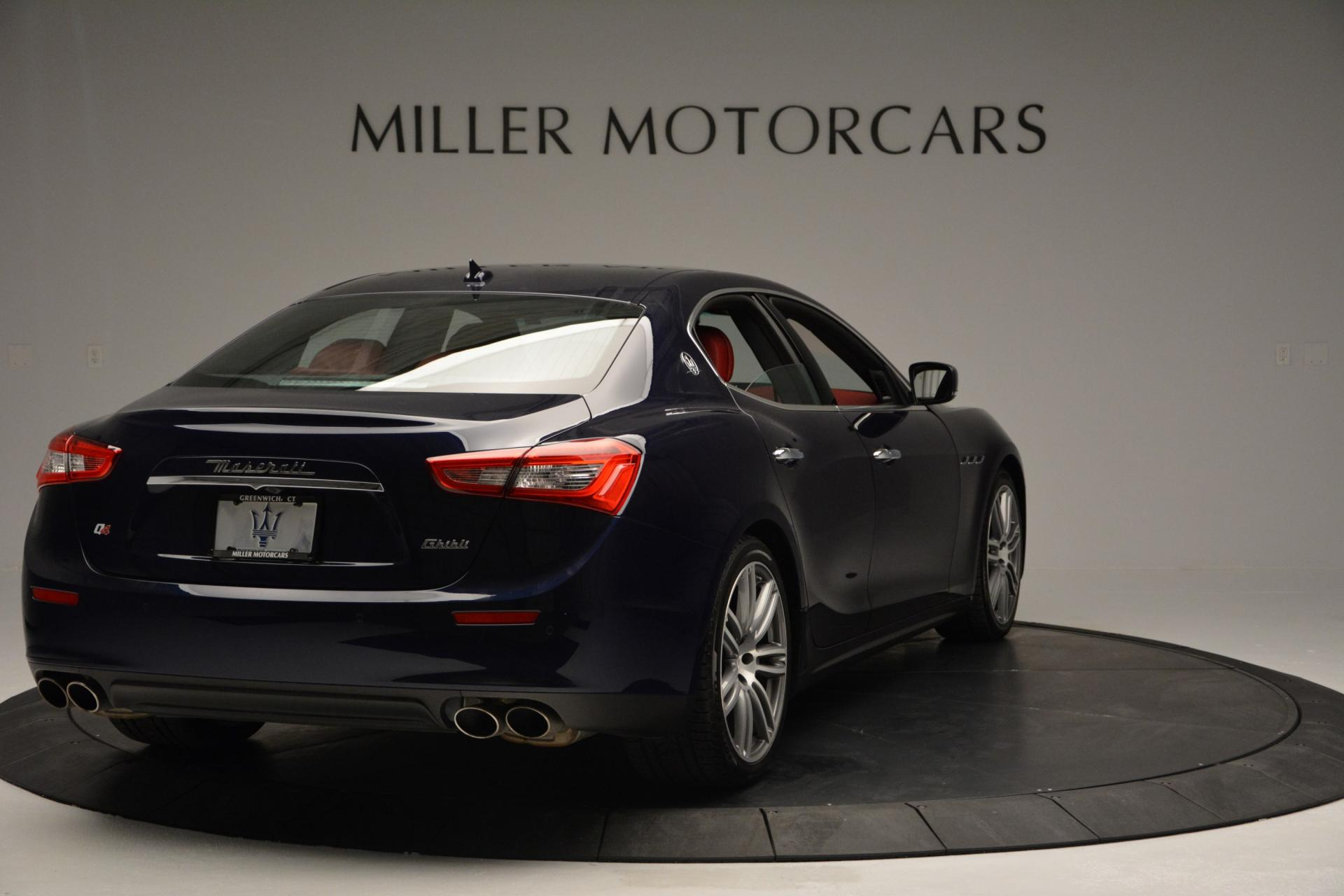 New 2016 Maserati Ghibli S Q4 For Sale In Westport, CT 204_p7