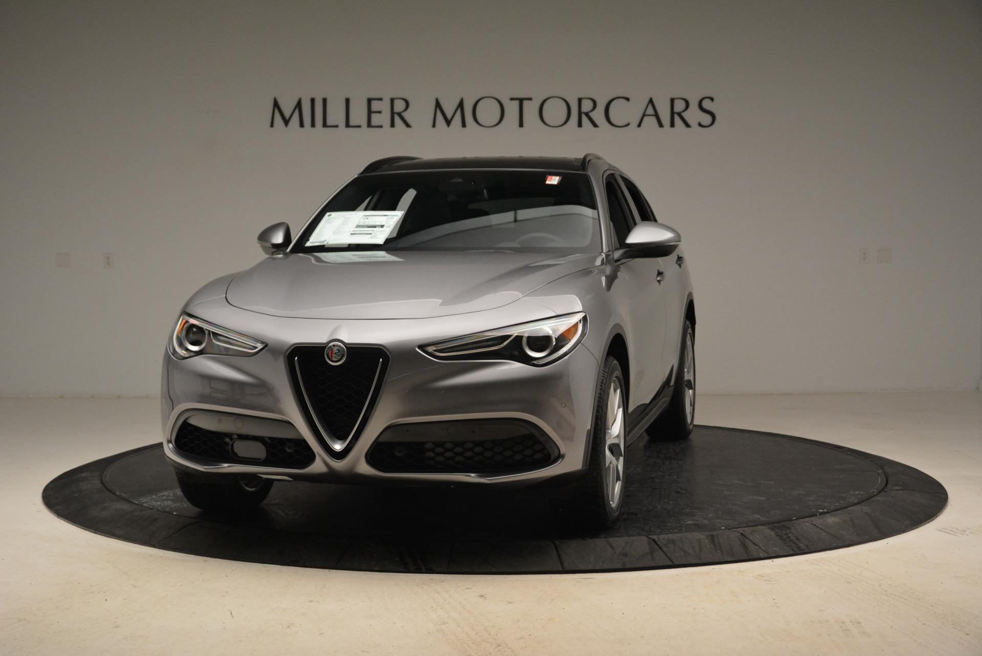 New 2018 Alfa Romeo Stelvio Ti Sport Q4 For Sale In Westport, CT 2040_main