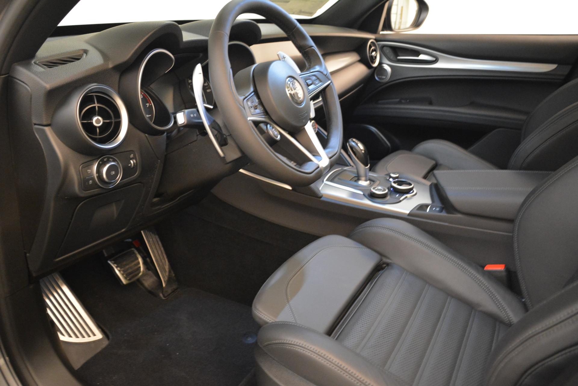 New 2018 Alfa Romeo Stelvio Ti Sport Q4 For Sale In Westport, CT 2040_p13