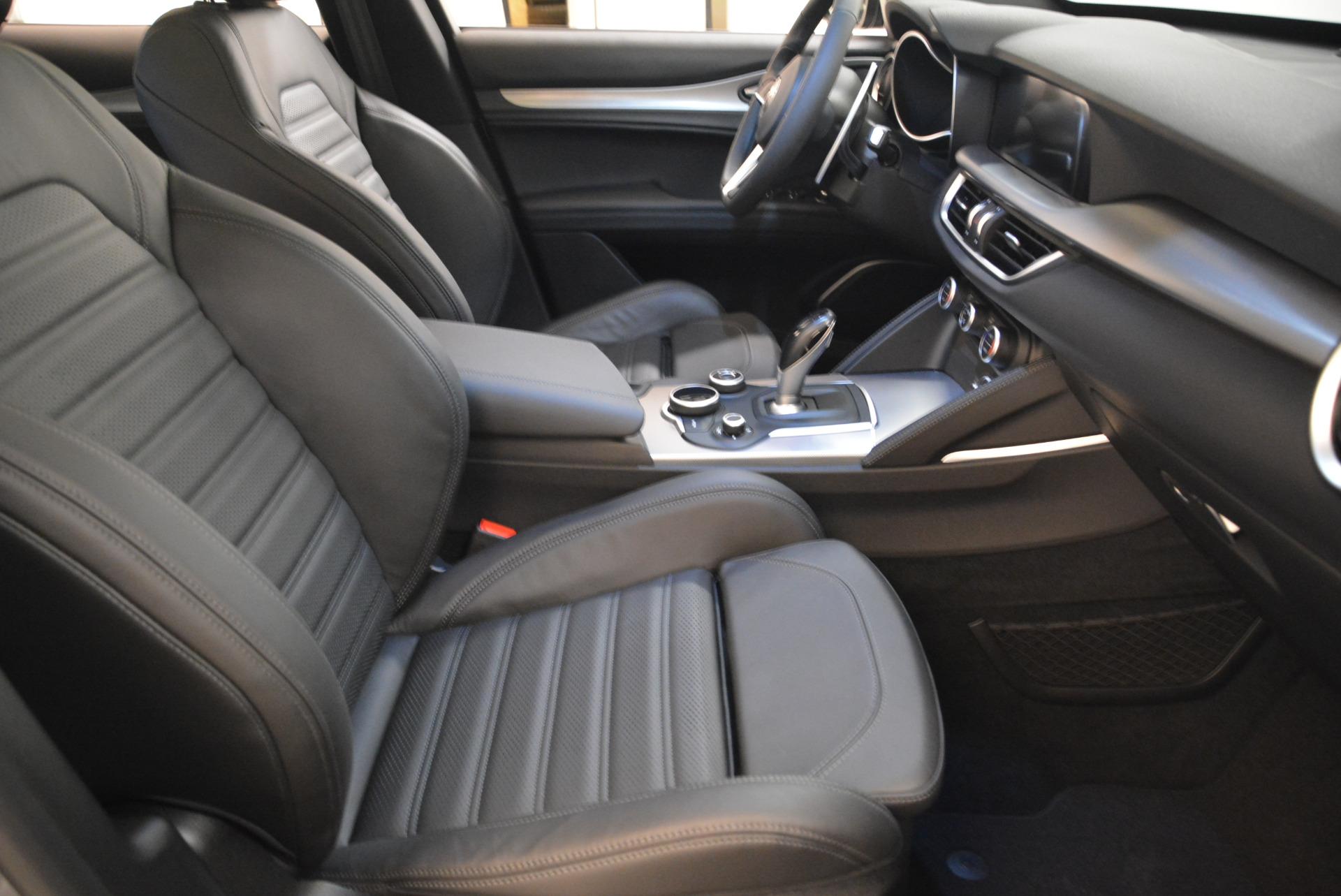 New 2018 Alfa Romeo Stelvio Ti Sport Q4 For Sale In Westport, CT 2040_p20