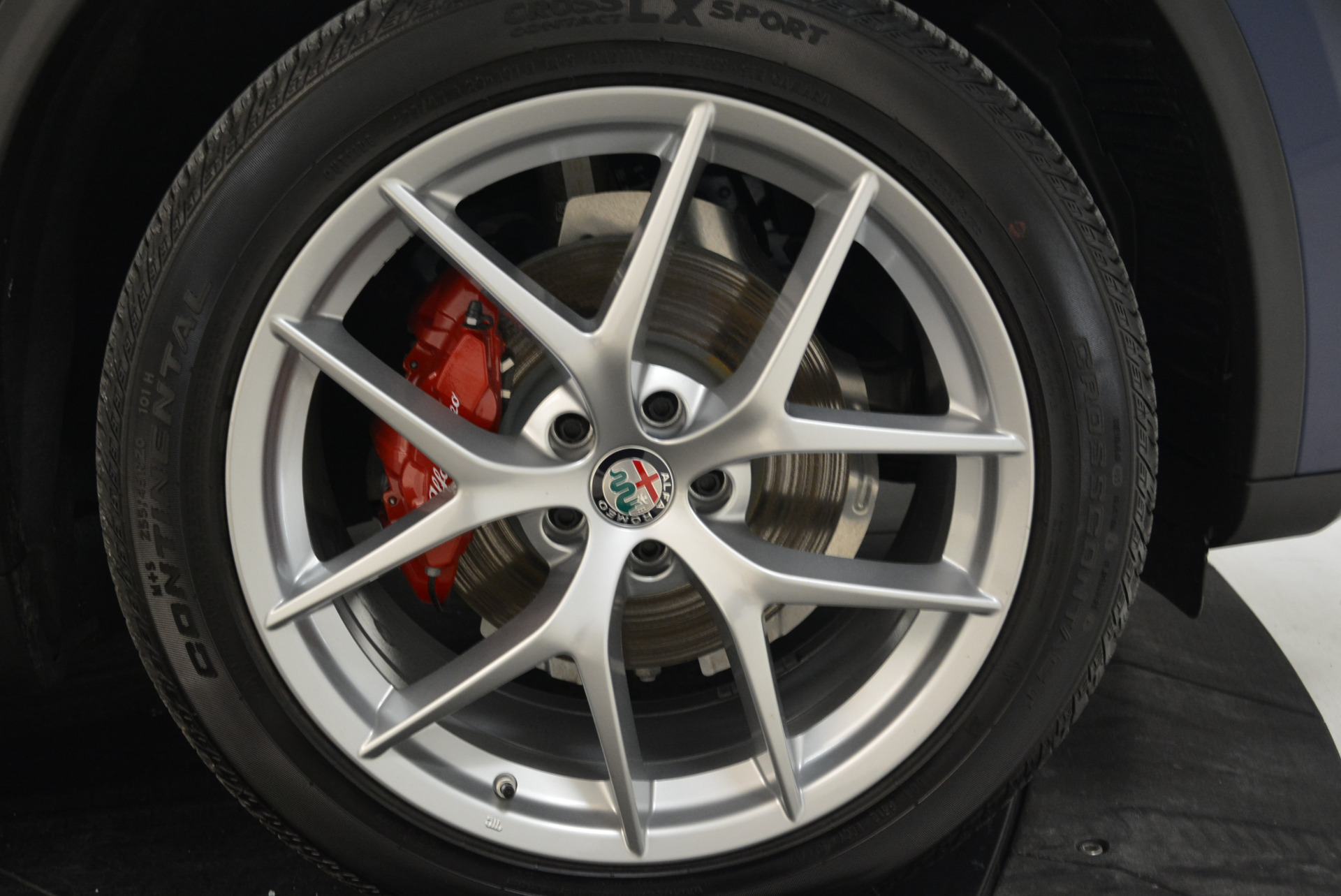 New 2018 Alfa Romeo Stelvio Ti Sport Q4 For Sale In Westport, CT 2042_p25