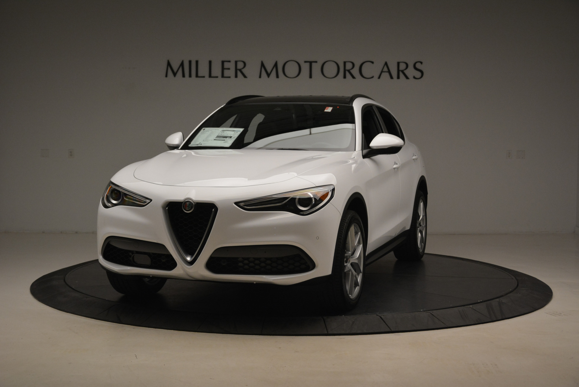 New 2018 Alfa Romeo Stelvio Ti Sport Q4 For Sale In Westport, CT 2044_main