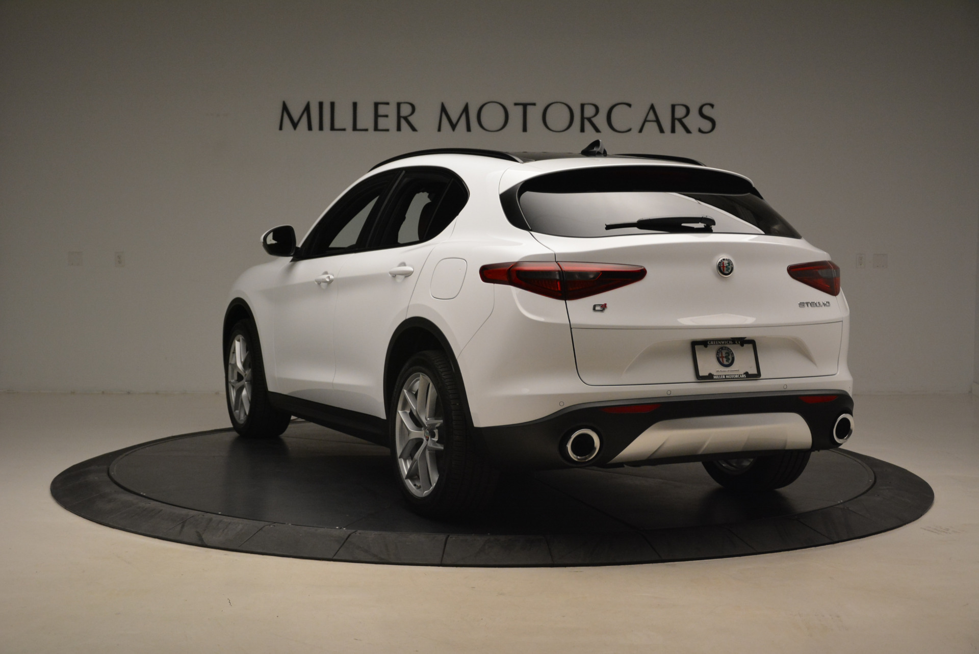 New 2018 Alfa Romeo Stelvio Ti Sport Q4 For Sale In Westport, CT 2044_p5