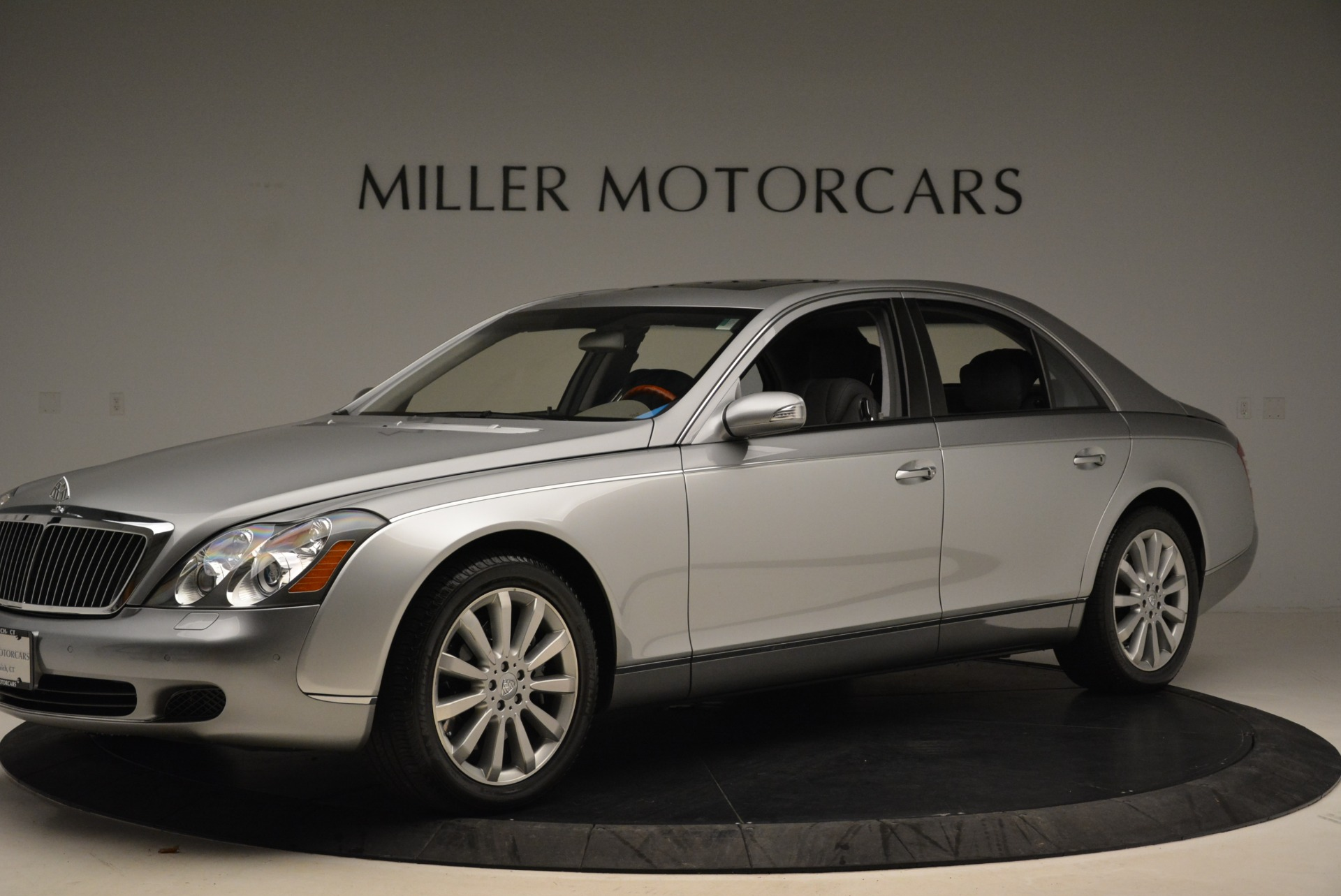 Used 2004 Maybach 57  For Sale In Westport, CT 2045_p2