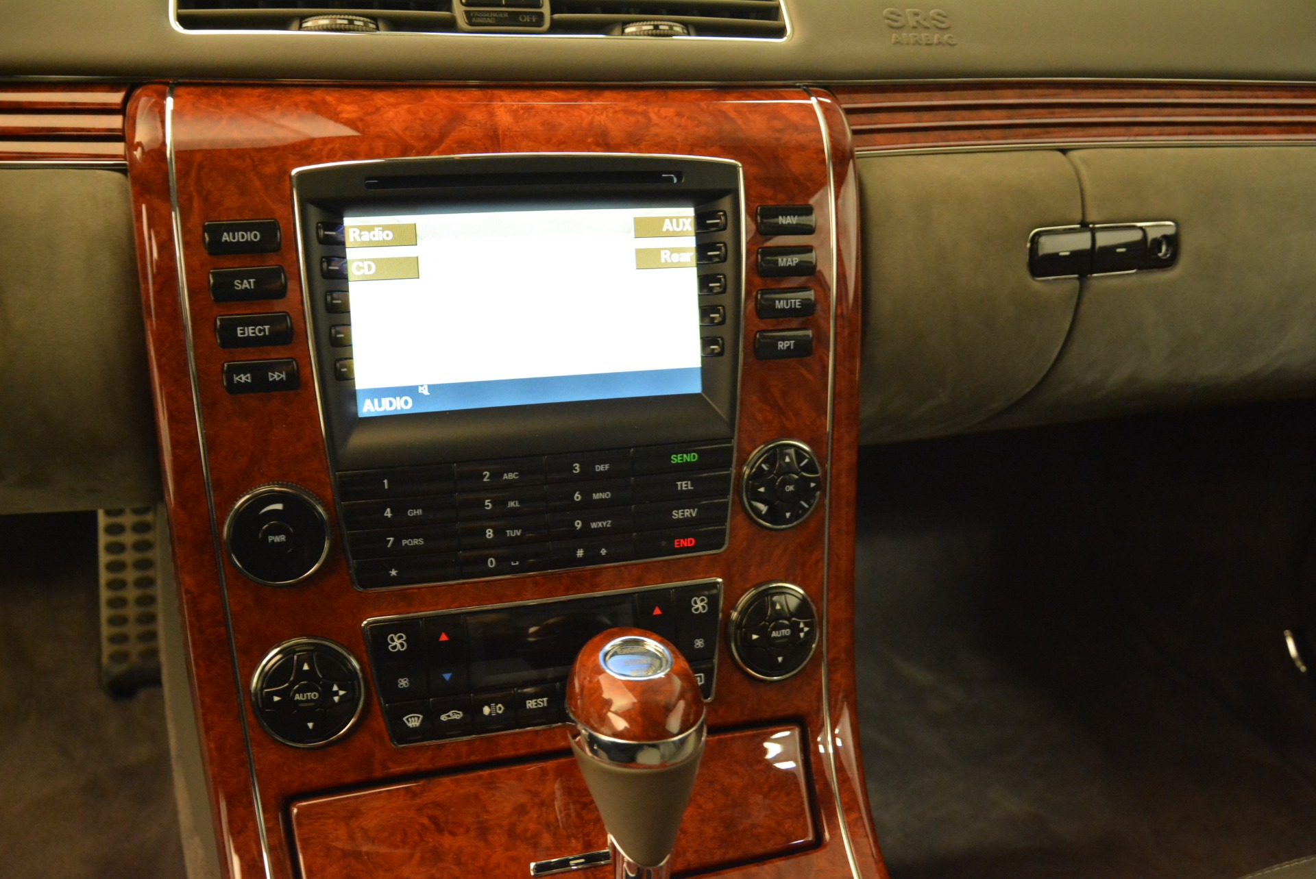 Used 2004 Maybach 57  For Sale In Westport, CT 2045_p34