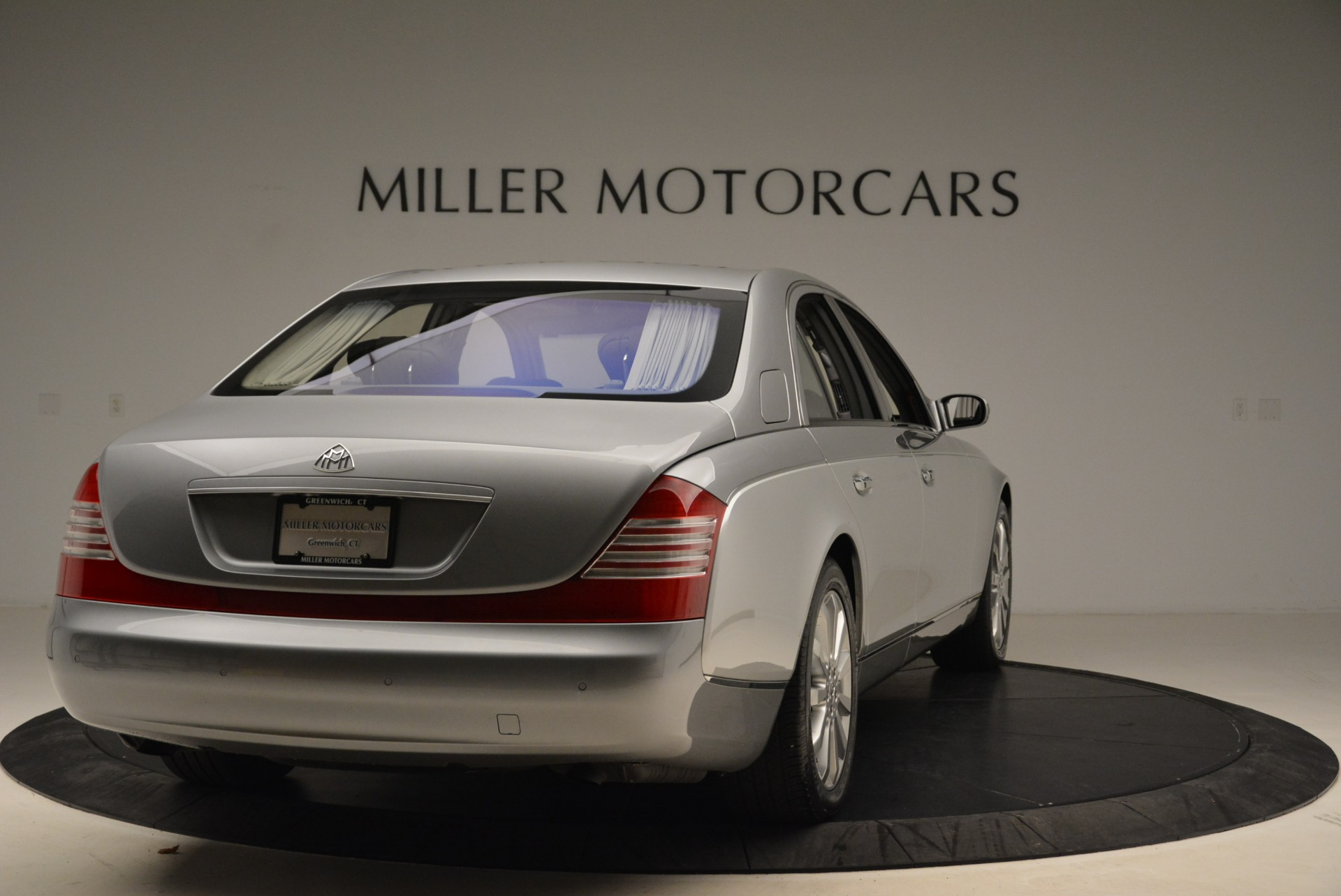 Used 2004 Maybach 57  For Sale In Westport, CT 2045_p7