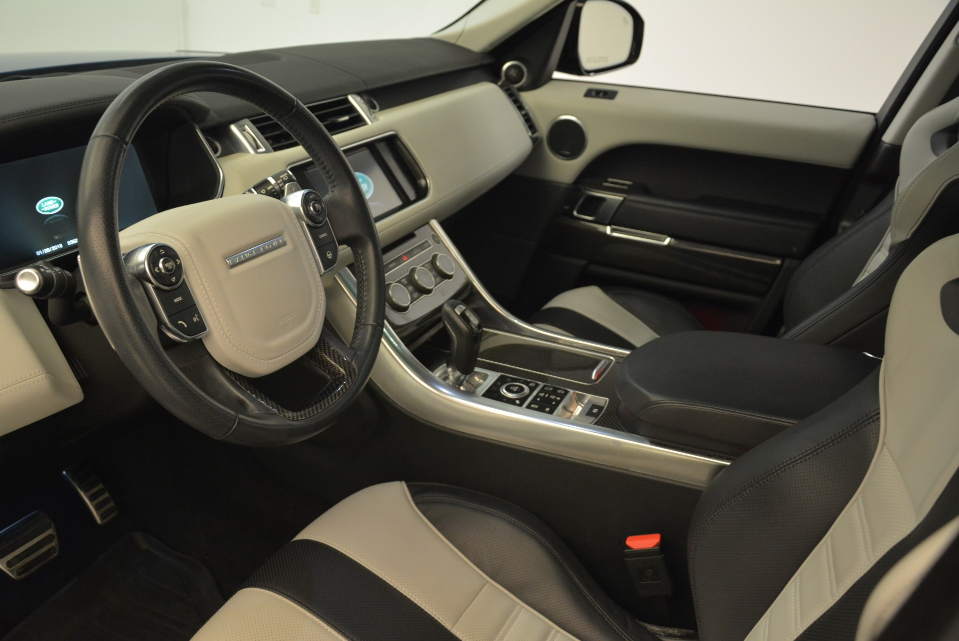 Used 2015 Land Rover Range Rover Sport SVR For Sale In Westport, CT 2046_p15