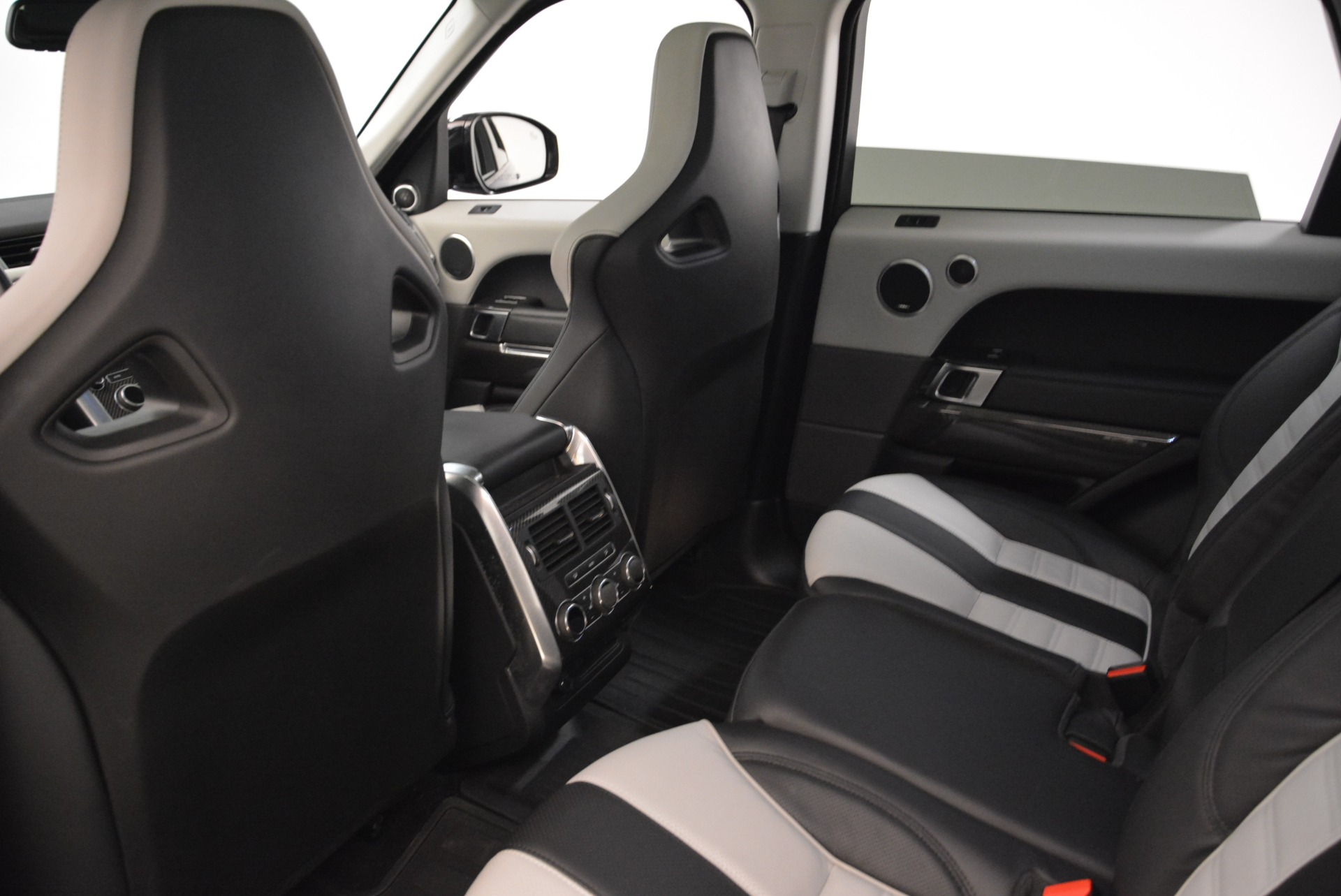 Used 2015 Land Rover Range Rover Sport SVR For Sale In Westport, CT 2046_p21