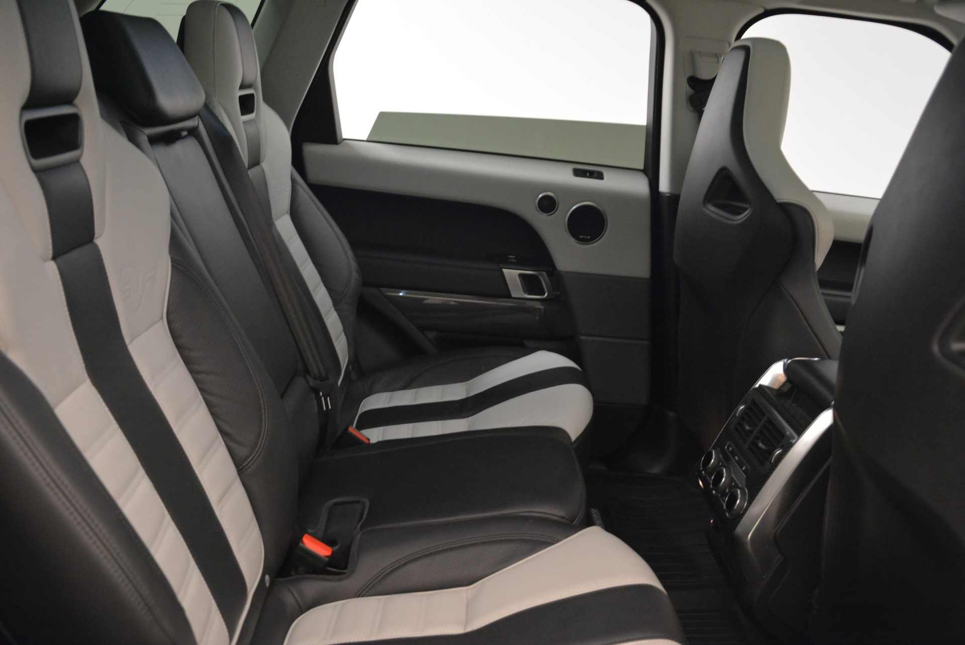 Used 2015 Land Rover Range Rover Sport SVR For Sale In Westport, CT 2046_p24