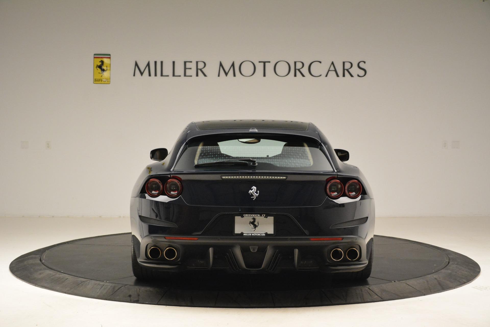 Used 2017 Ferrari GTC4Lusso  For Sale In Westport, CT 2047_p6