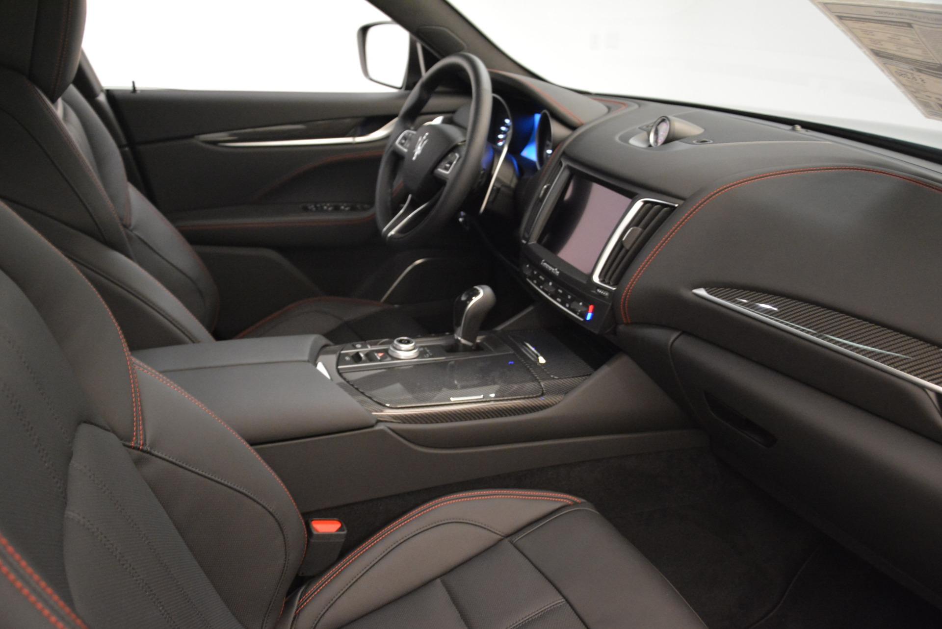 New 2018 Maserati Levante Q4 GranSport For Sale In Westport, CT 2048_p22