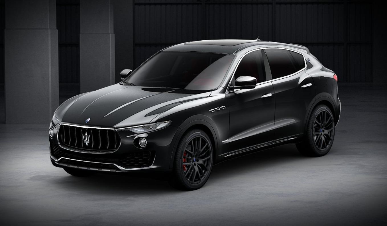 New 2018 Maserati Levante Q4 GranSport For Sale In Westport, CT 2049_main