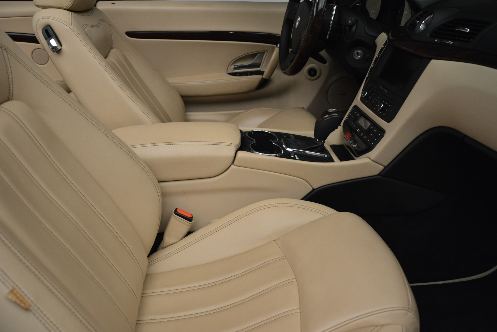 Used 2013 Maserati GranTurismo Convertible  For Sale In Westport, CT 2050_p33