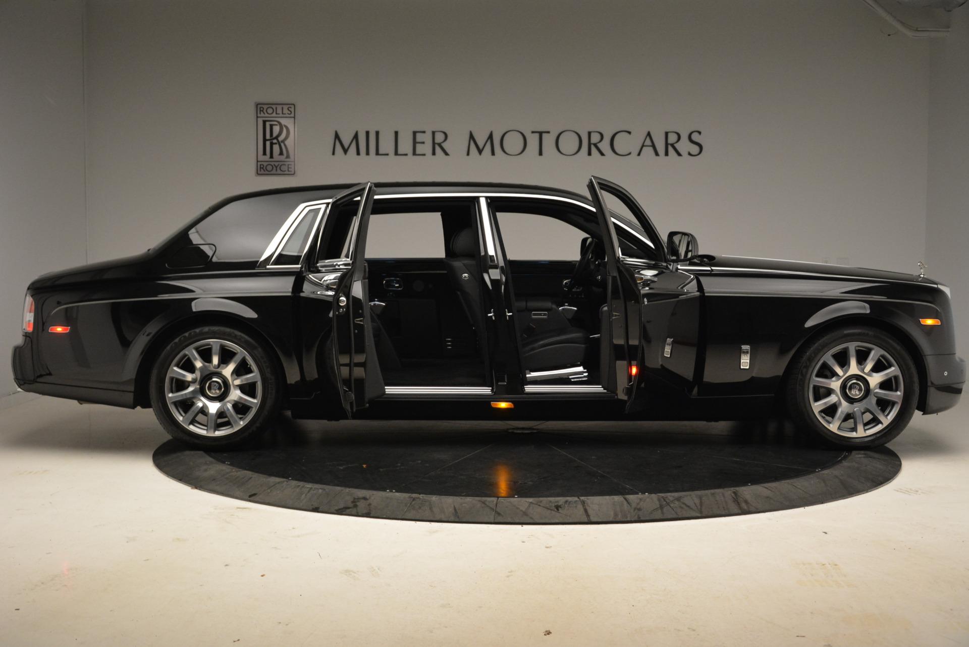 Used 2014 Rolls-Royce Phantom EWB For Sale In Westport, CT 2051_p10