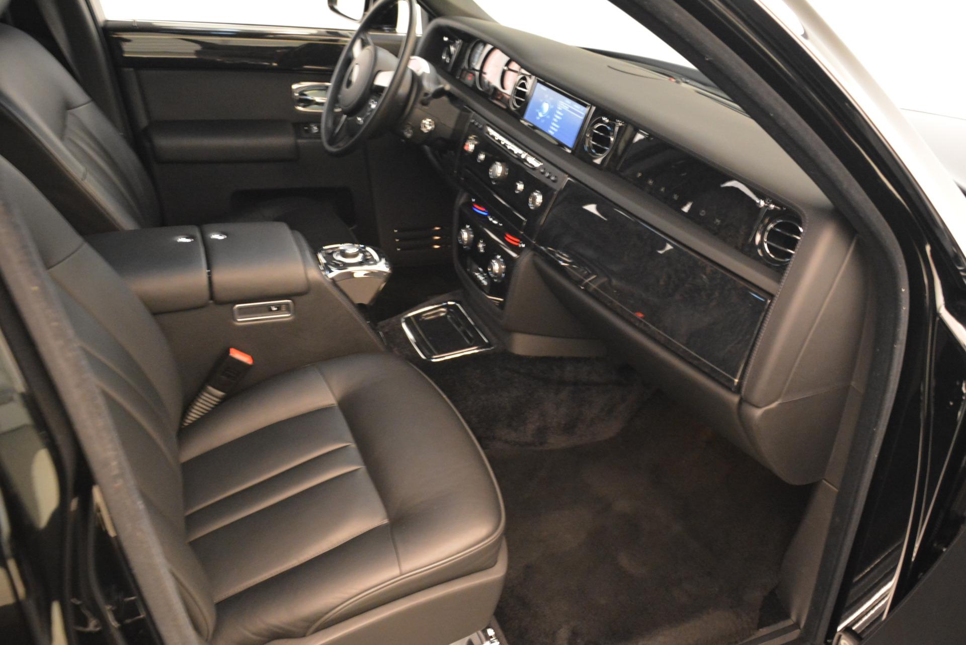 Used 2014 Rolls-Royce Phantom EWB For Sale In Westport, CT 2051_p22