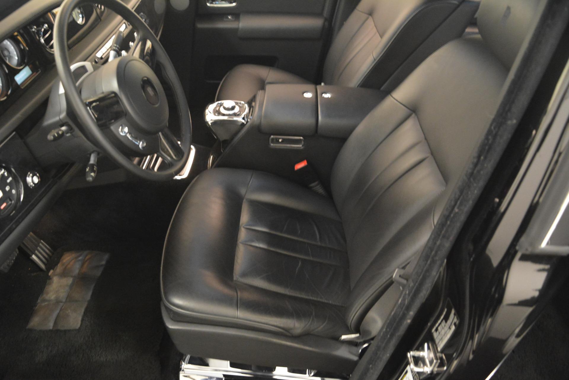 Used 2014 Rolls-Royce Phantom EWB For Sale In Westport, CT 2051_p27