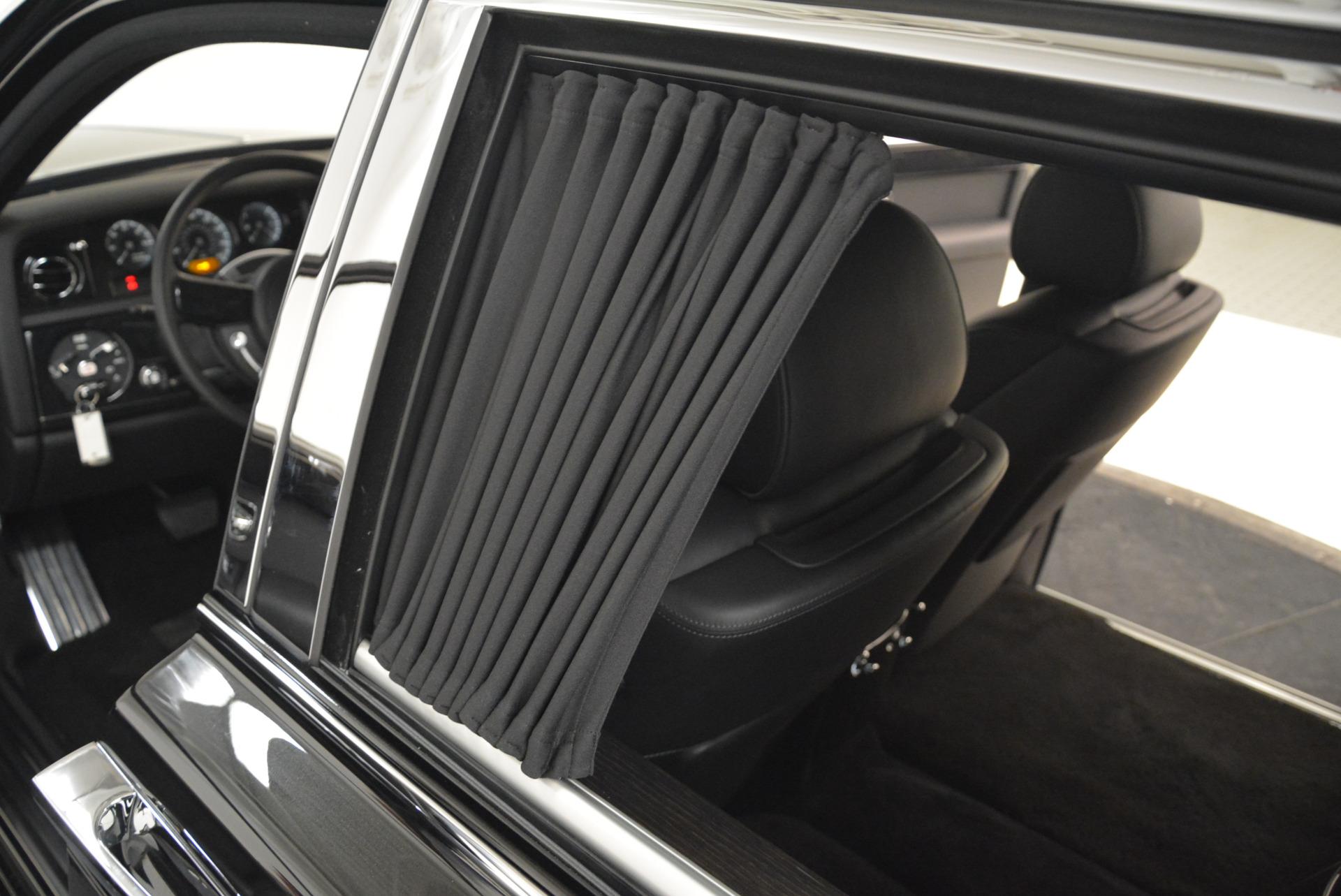 Used 2014 Rolls-Royce Phantom EWB For Sale In Westport, CT 2051_p34