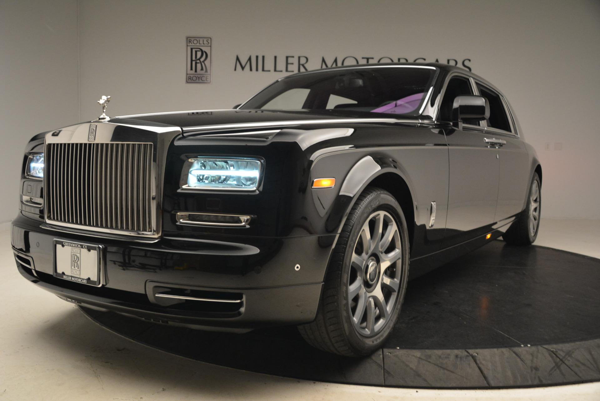 Used 2014 Rolls-Royce Phantom EWB For Sale In Westport, CT 2051_p3