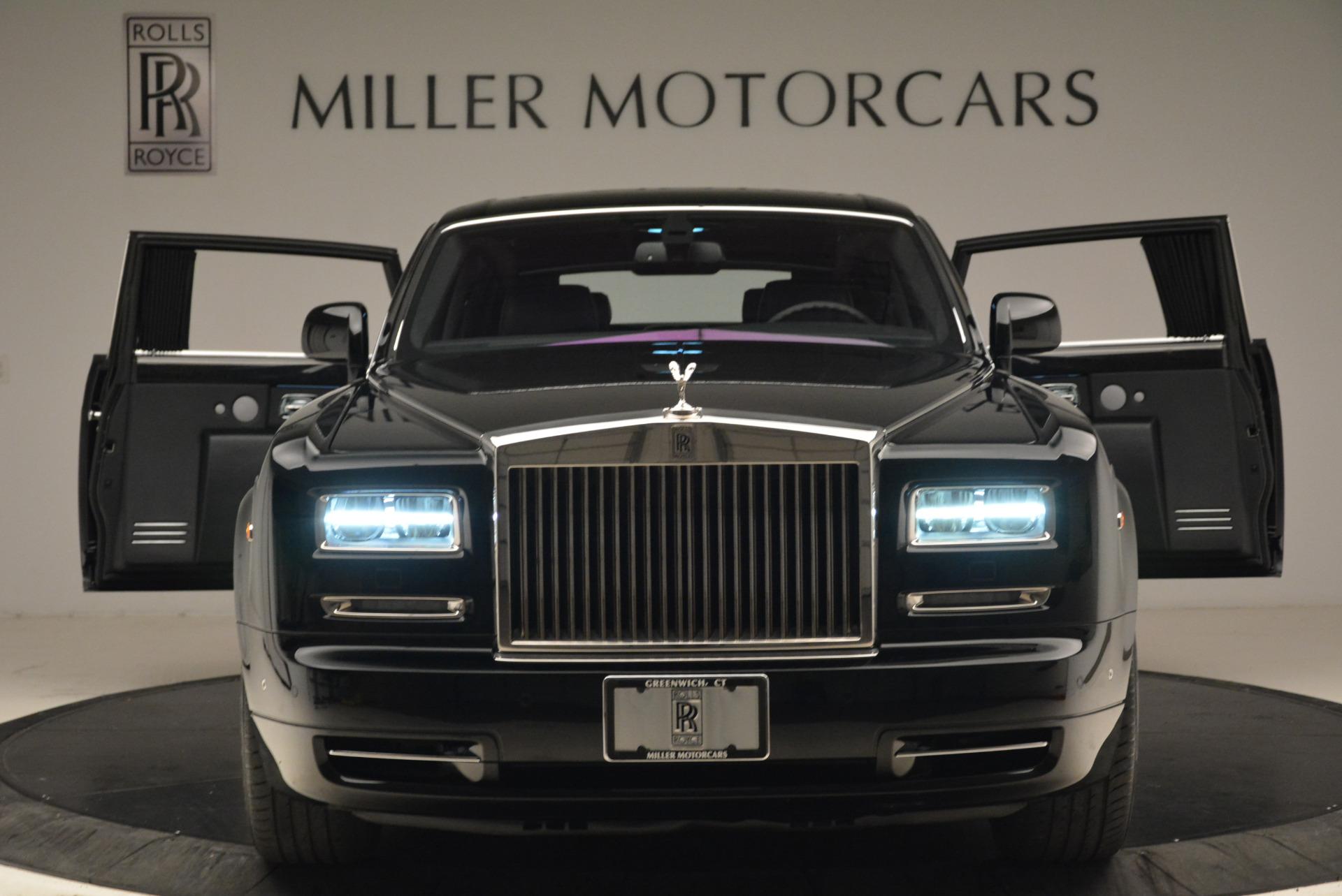 Used 2014 Rolls-Royce Phantom EWB For Sale In Westport, CT 2051_p6