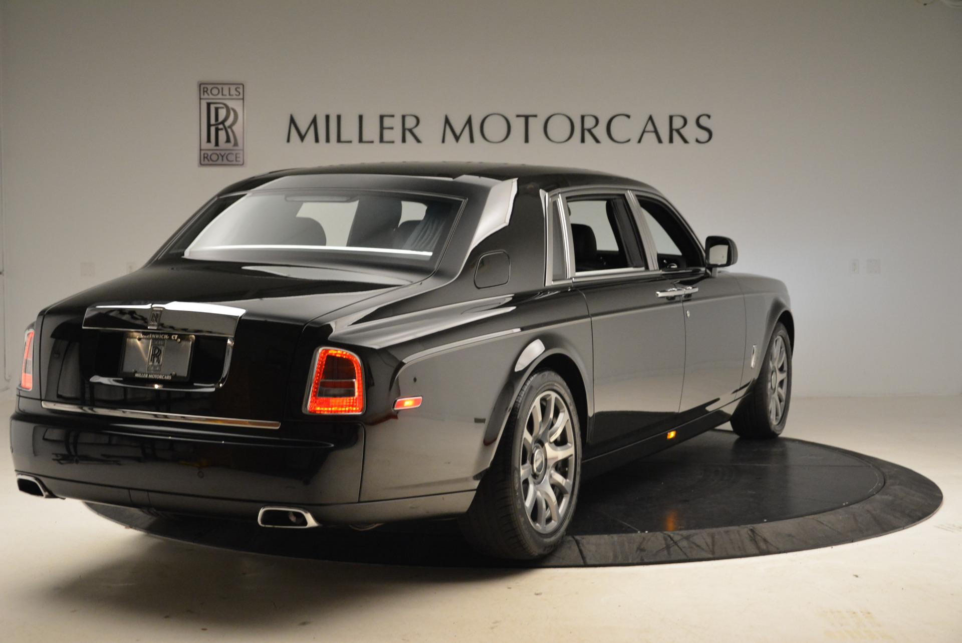 Used 2014 Rolls-Royce Phantom EWB For Sale In Westport, CT 2051_p8