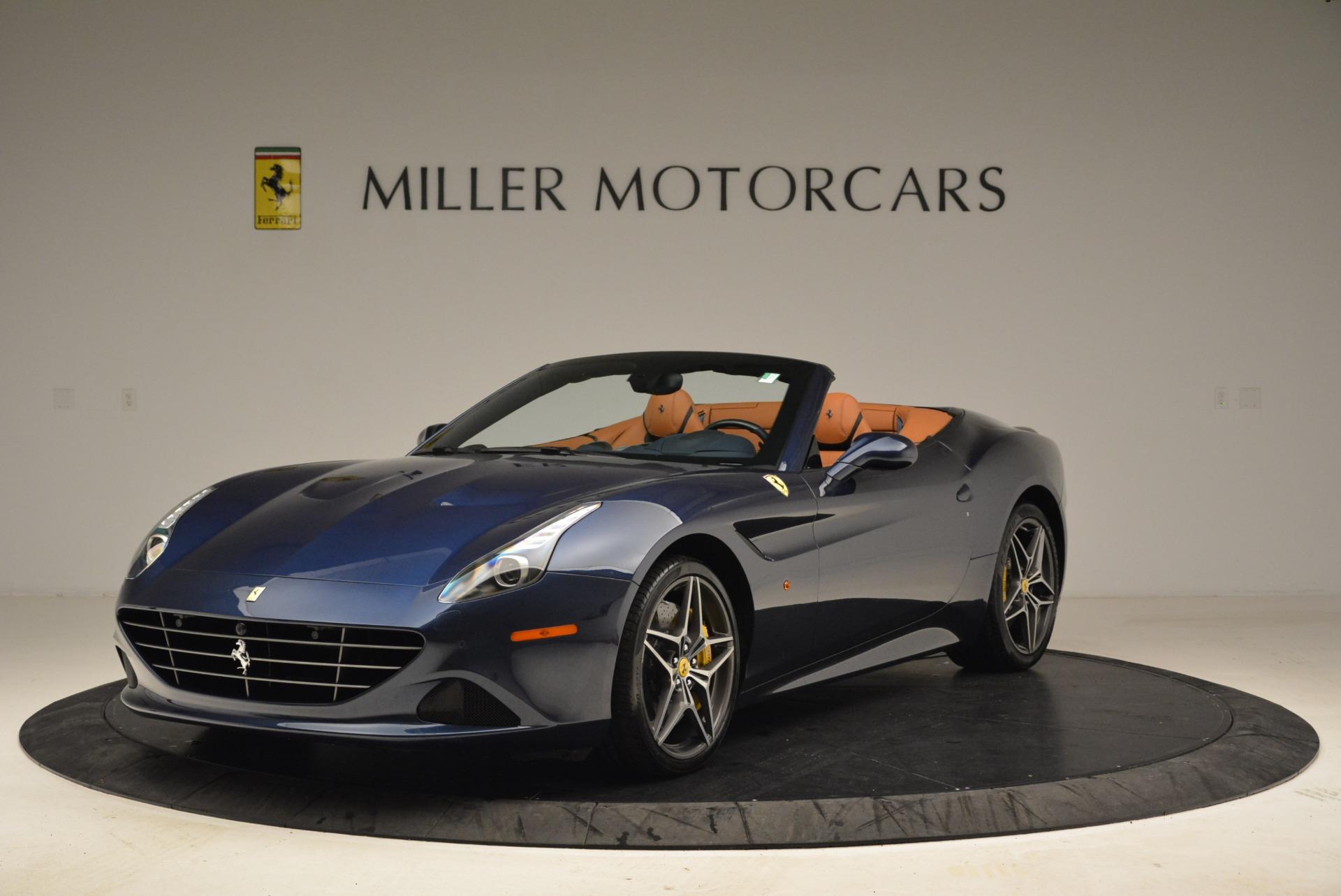Used 2017 Ferrari California T Handling Speciale For Sale In Westport, CT 2052_main