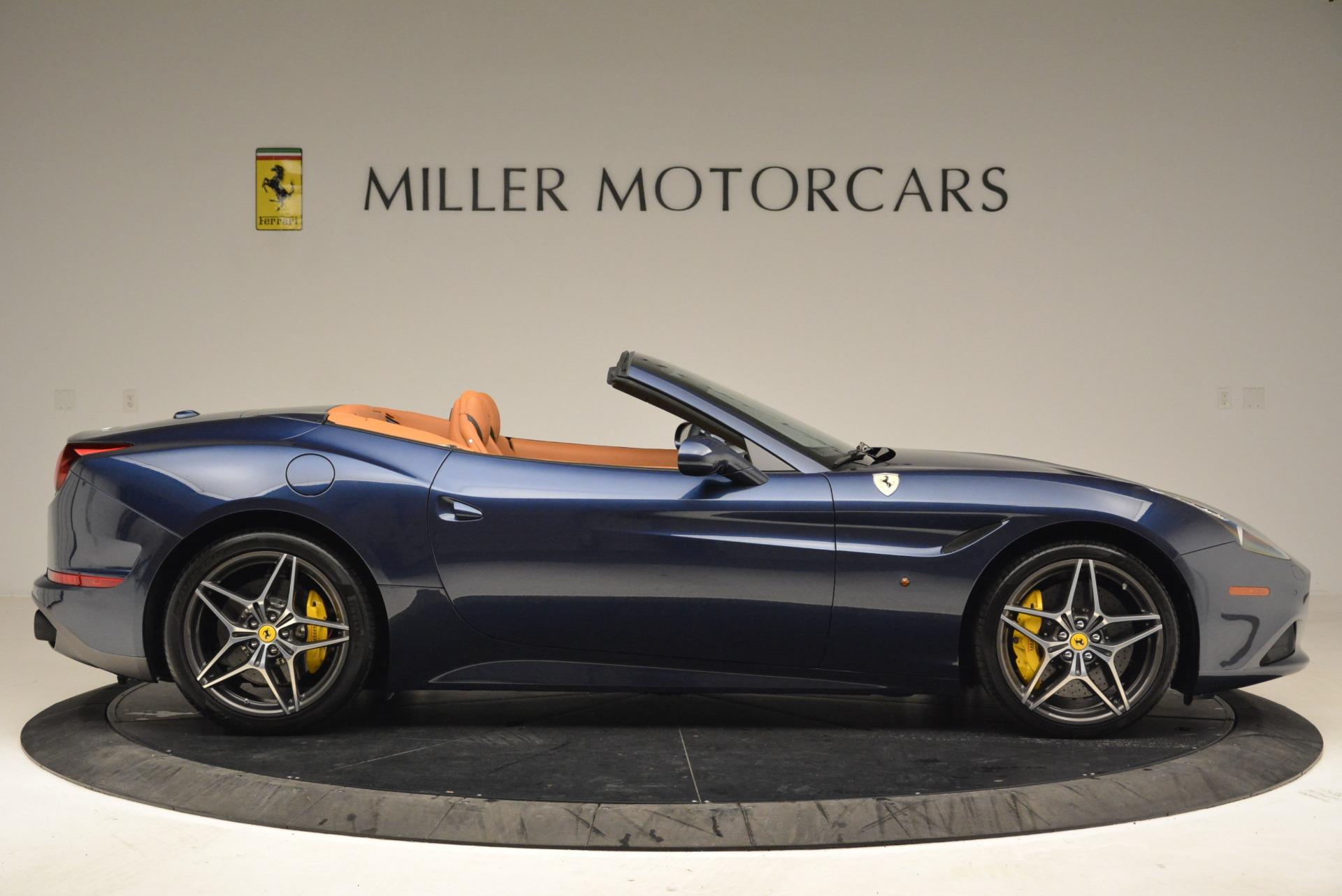 Used 2017 Ferrari California T Handling Speciale For Sale In Westport, CT 2052_p9