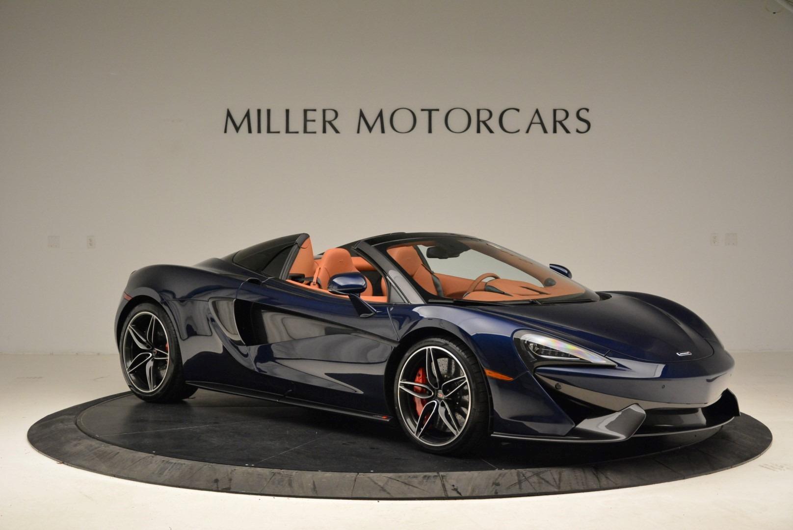 New 2018 McLaren 570S Spider For Sale In Westport, CT 2053_p10