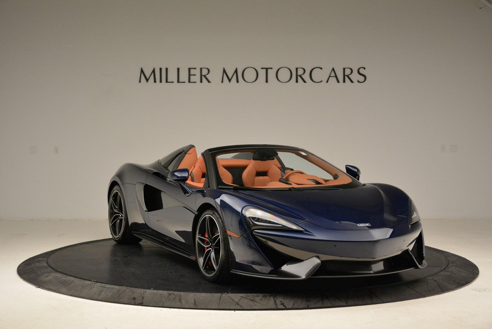New 2018 McLaren 570S Spider For Sale In Westport, CT 2053_p11