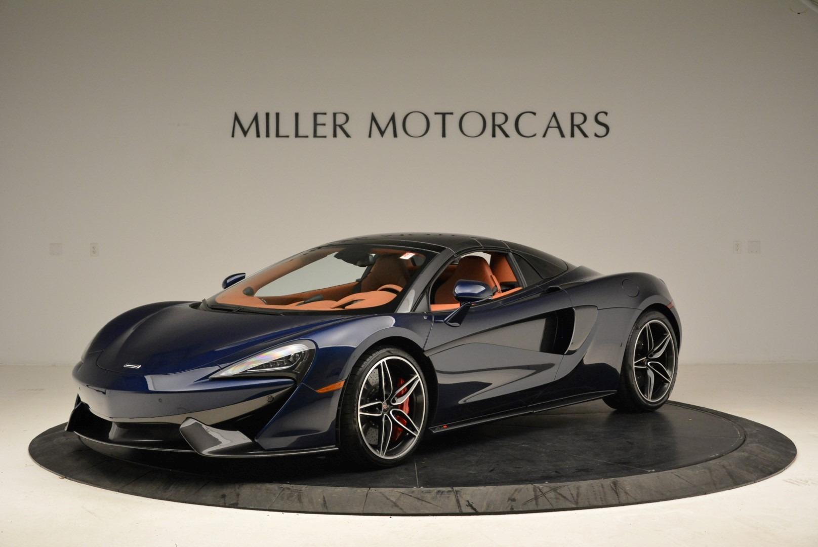 New 2018 McLaren 570S Spider For Sale In Westport, CT 2053_p15