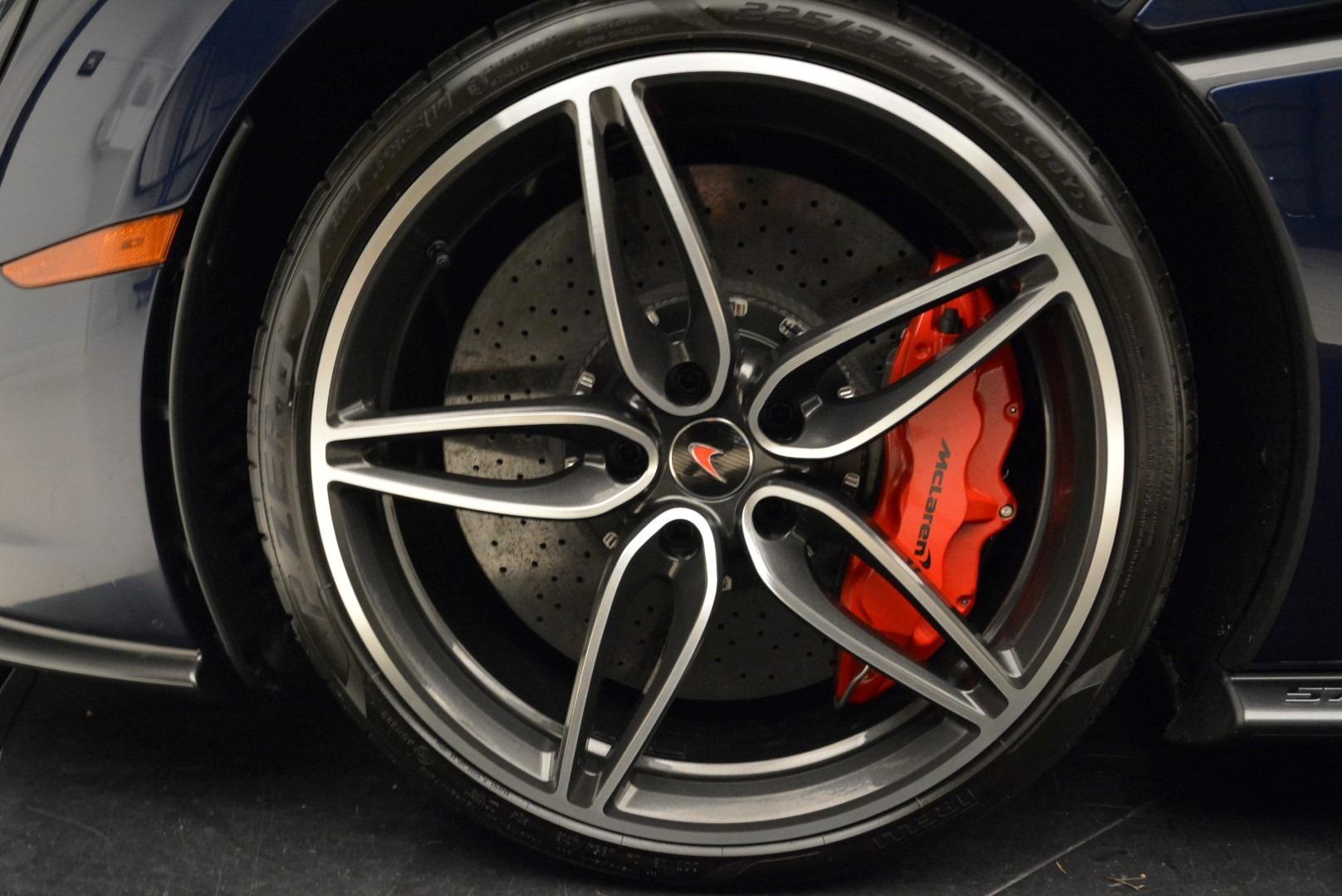 New 2018 McLaren 570S Spider For Sale In Westport, CT 2053_p23