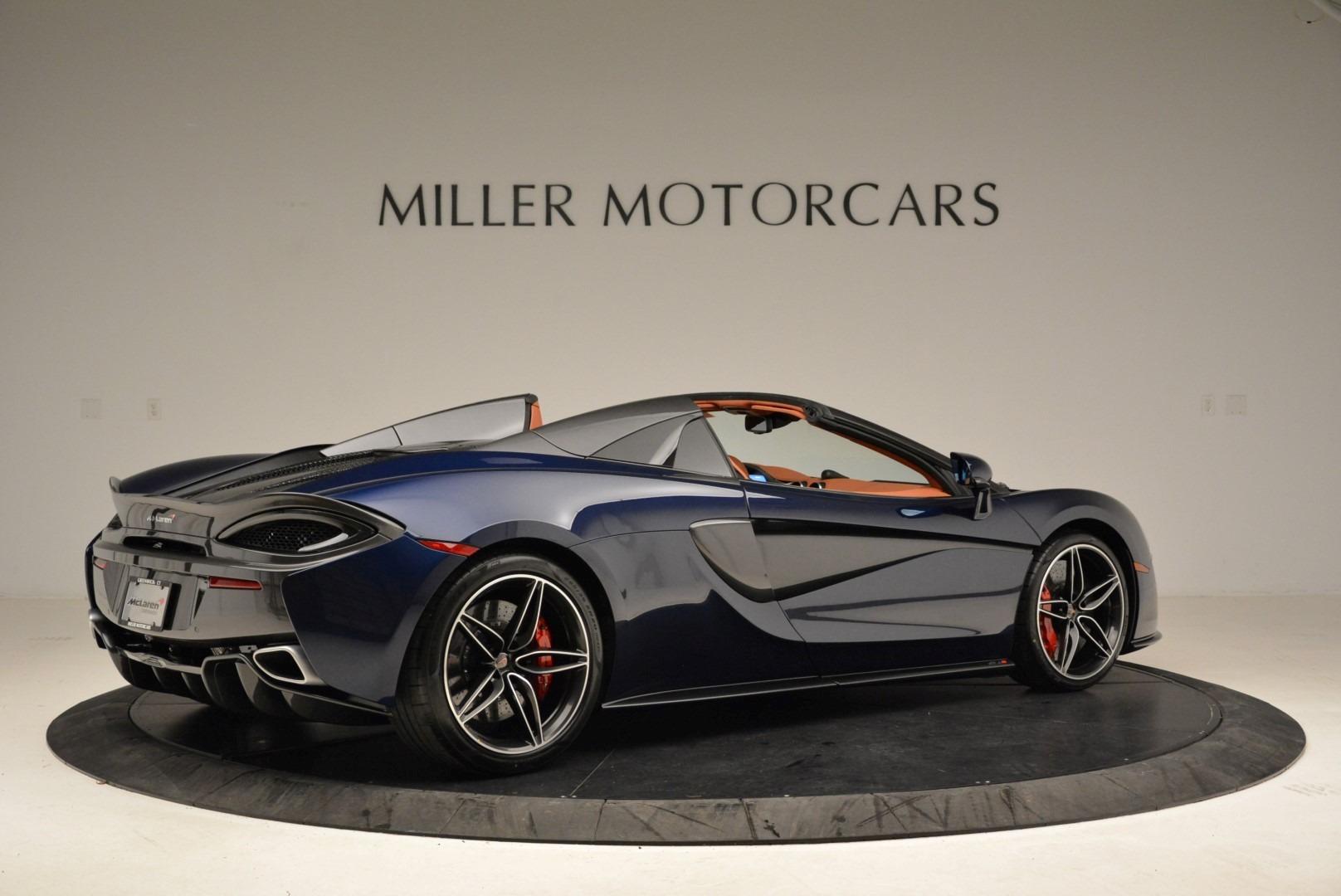 New 2018 McLaren 570S Spider For Sale In Westport, CT 2053_p8