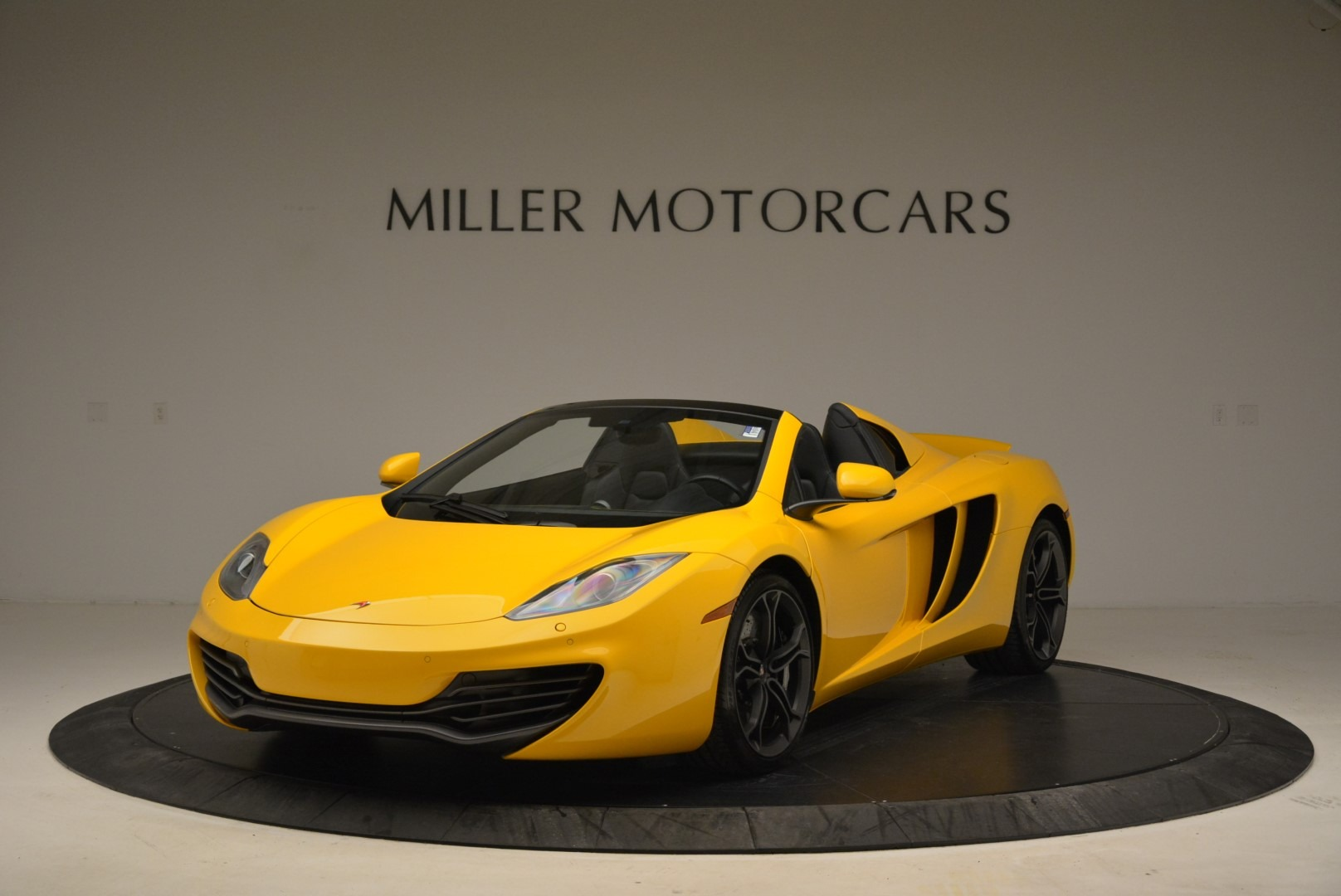 Used 2014 McLaren MP4-12C Spider For Sale In Westport, CT