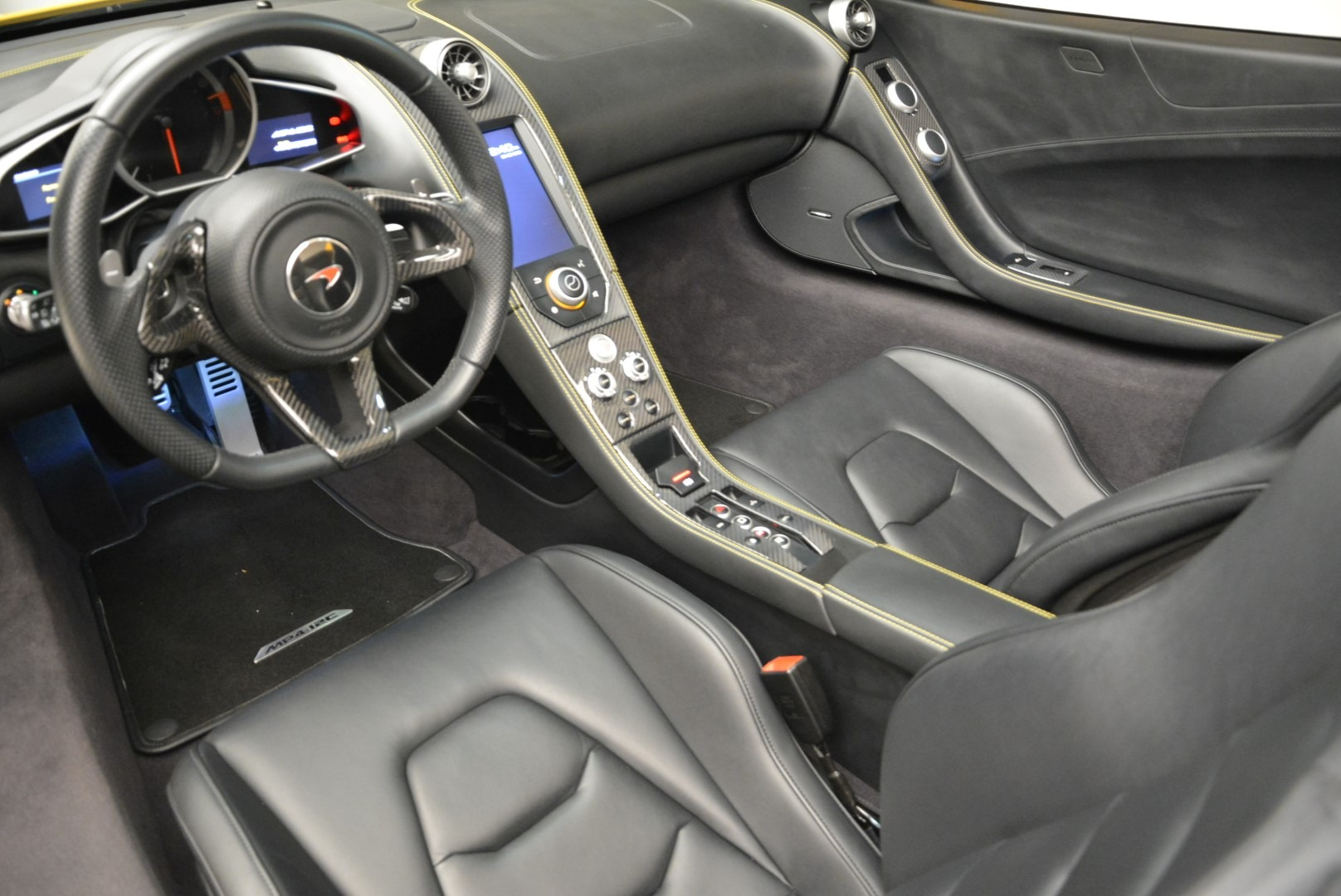 Used 2014 McLaren MP4-12C Spider For Sale In Westport, CT 2057_p25