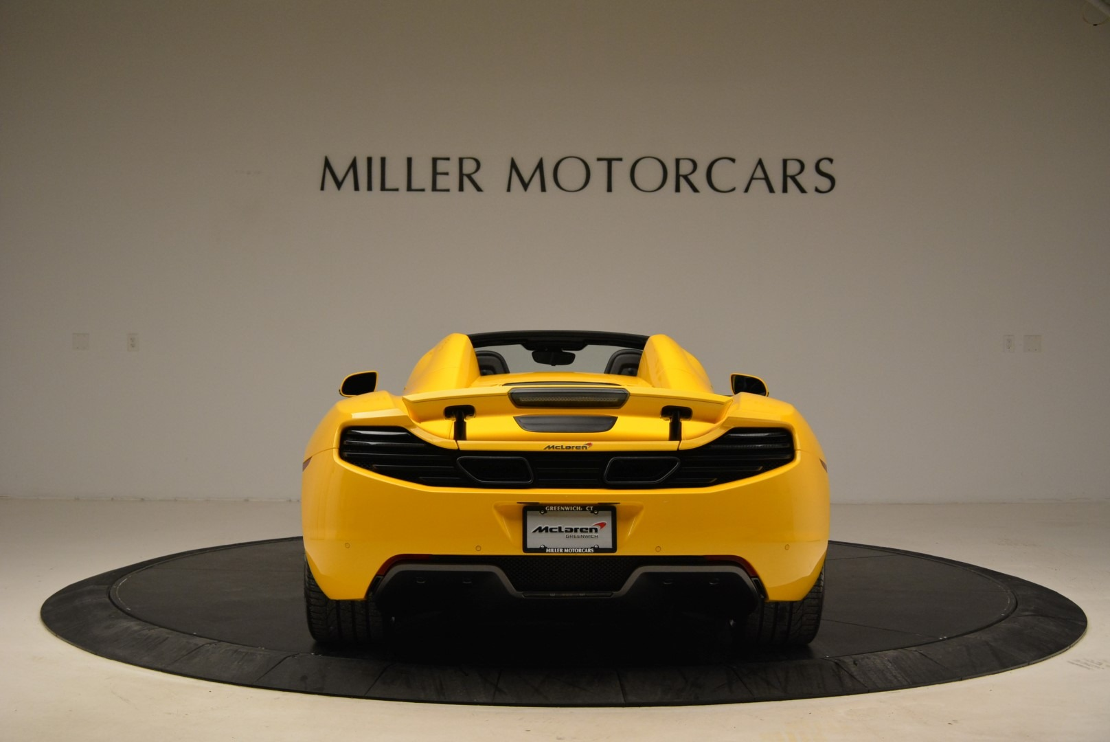 Used 2014 McLaren MP4-12C Spider For Sale In Westport, CT 2057_p6