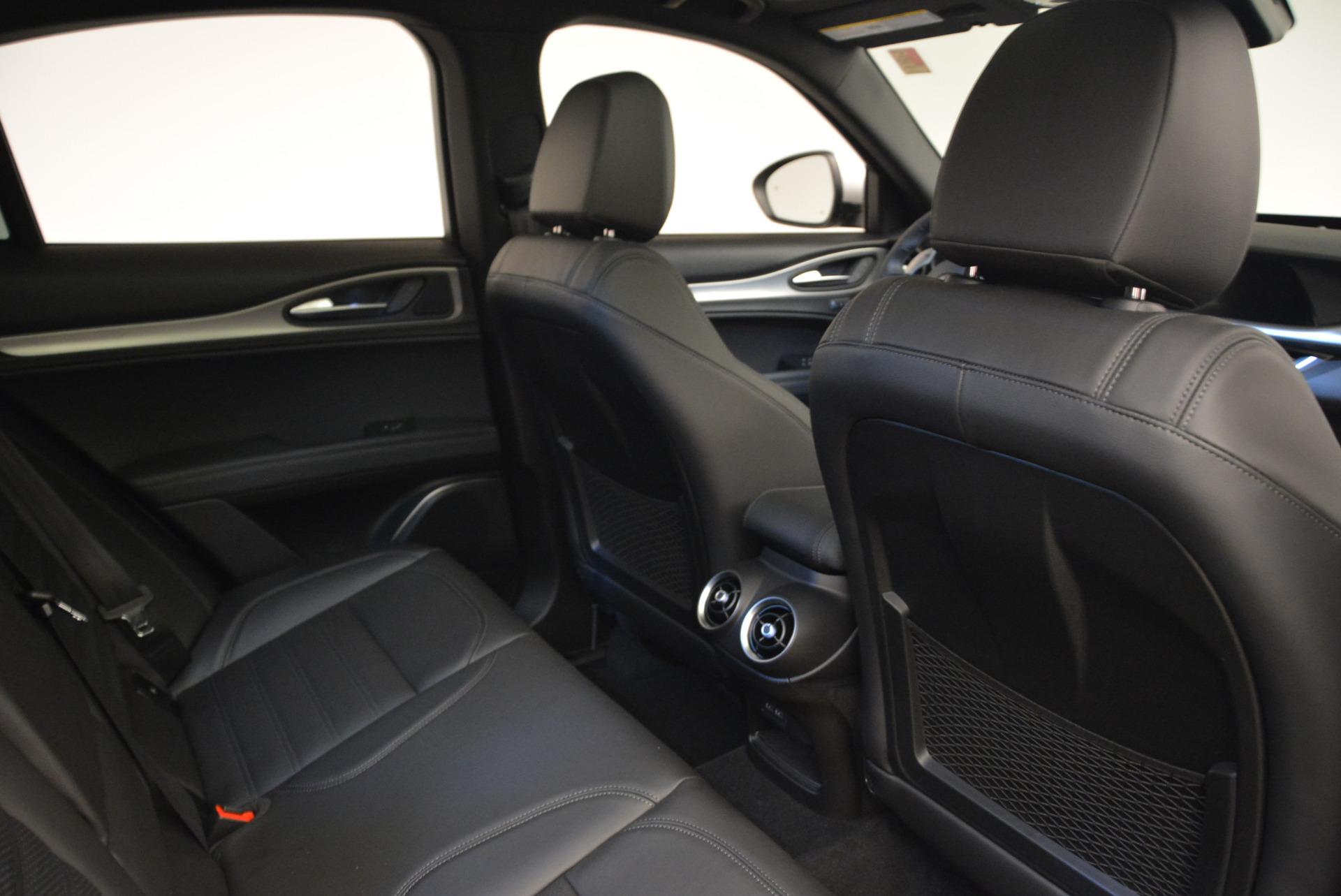 New 2018 Alfa Romeo Stelvio Ti Sport Q4 For Sale In Westport, CT 2058_p22