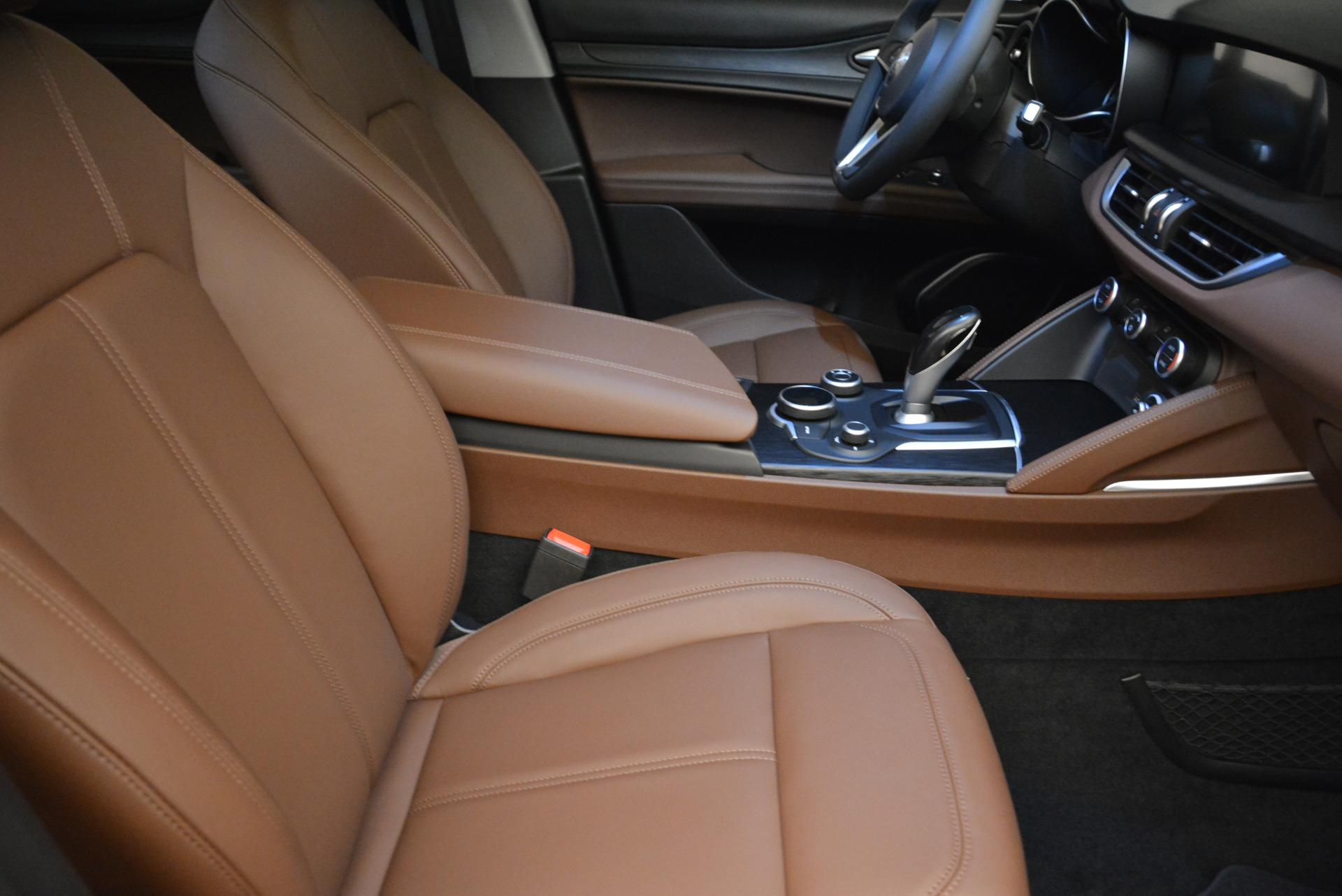 New 2018 Alfa Romeo Stelvio Q4 For Sale In Westport, CT 2059_p20