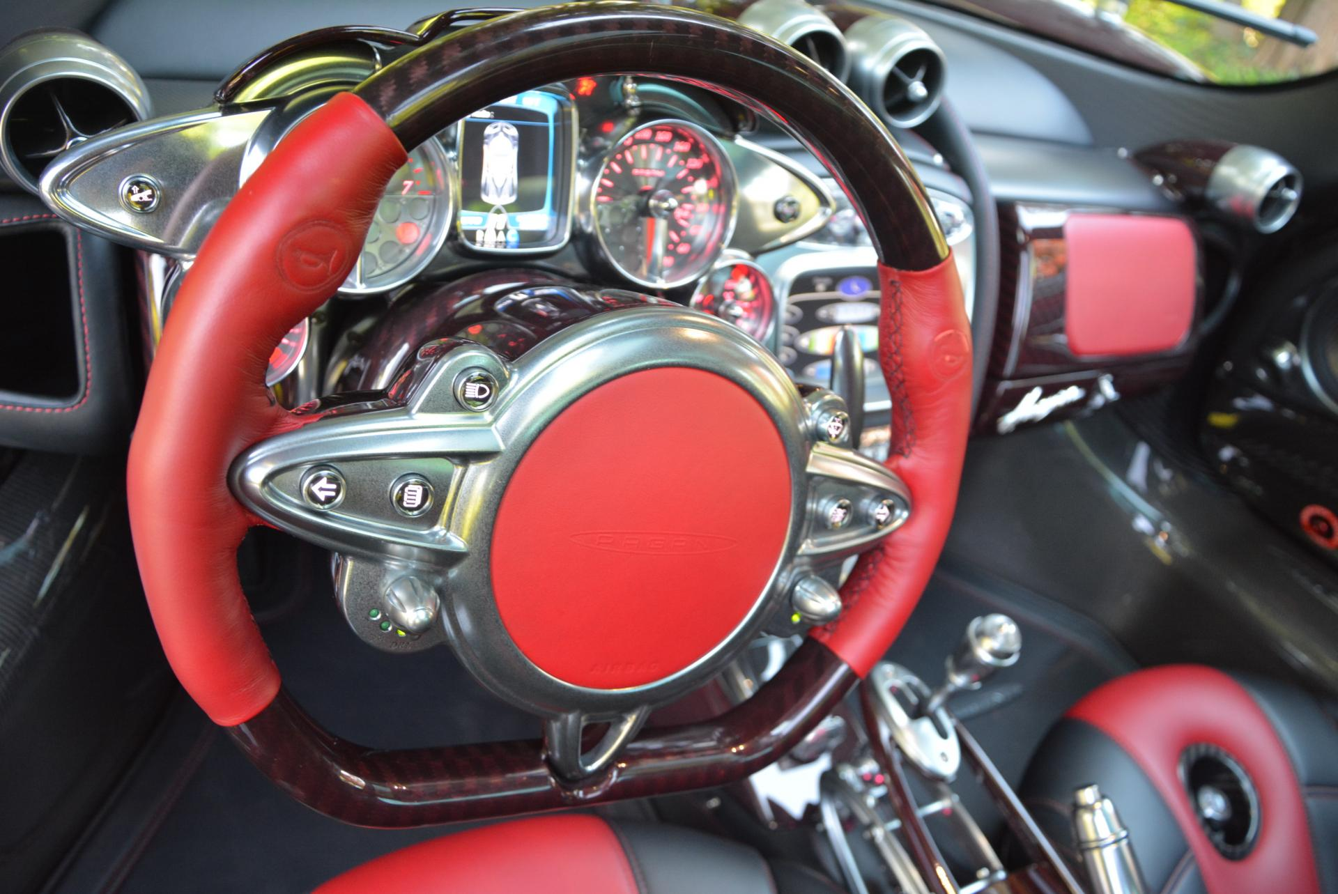 Used 2014 Pagani Huayra  For Sale In Westport, CT 206_p13