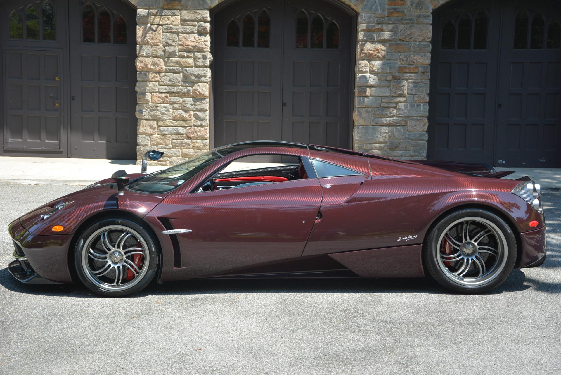 Used 2014 Pagani Huayra  For Sale In Westport, CT 206_p4