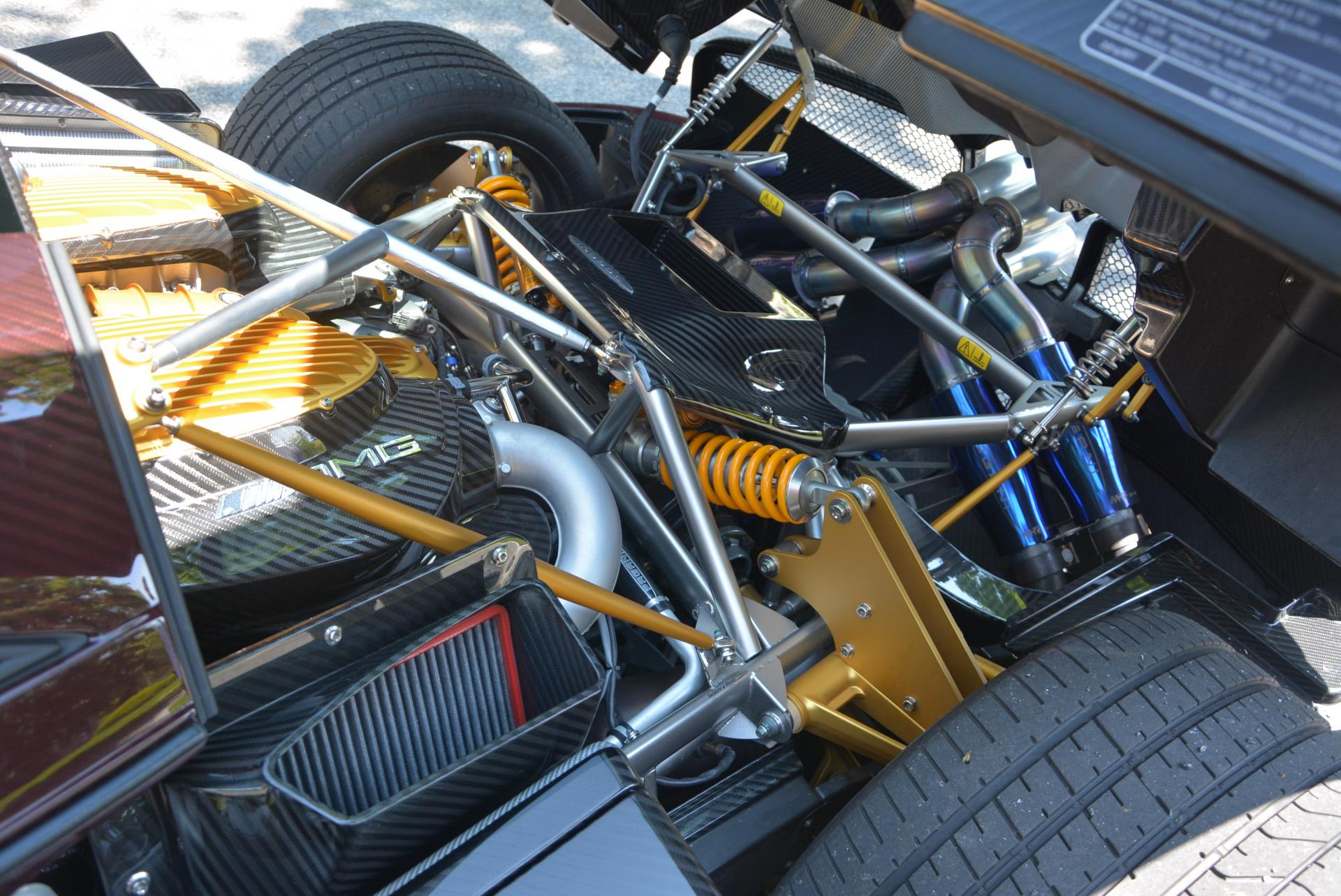 Used 2014 Pagani Huayra  For Sale In Westport, CT 206_p9