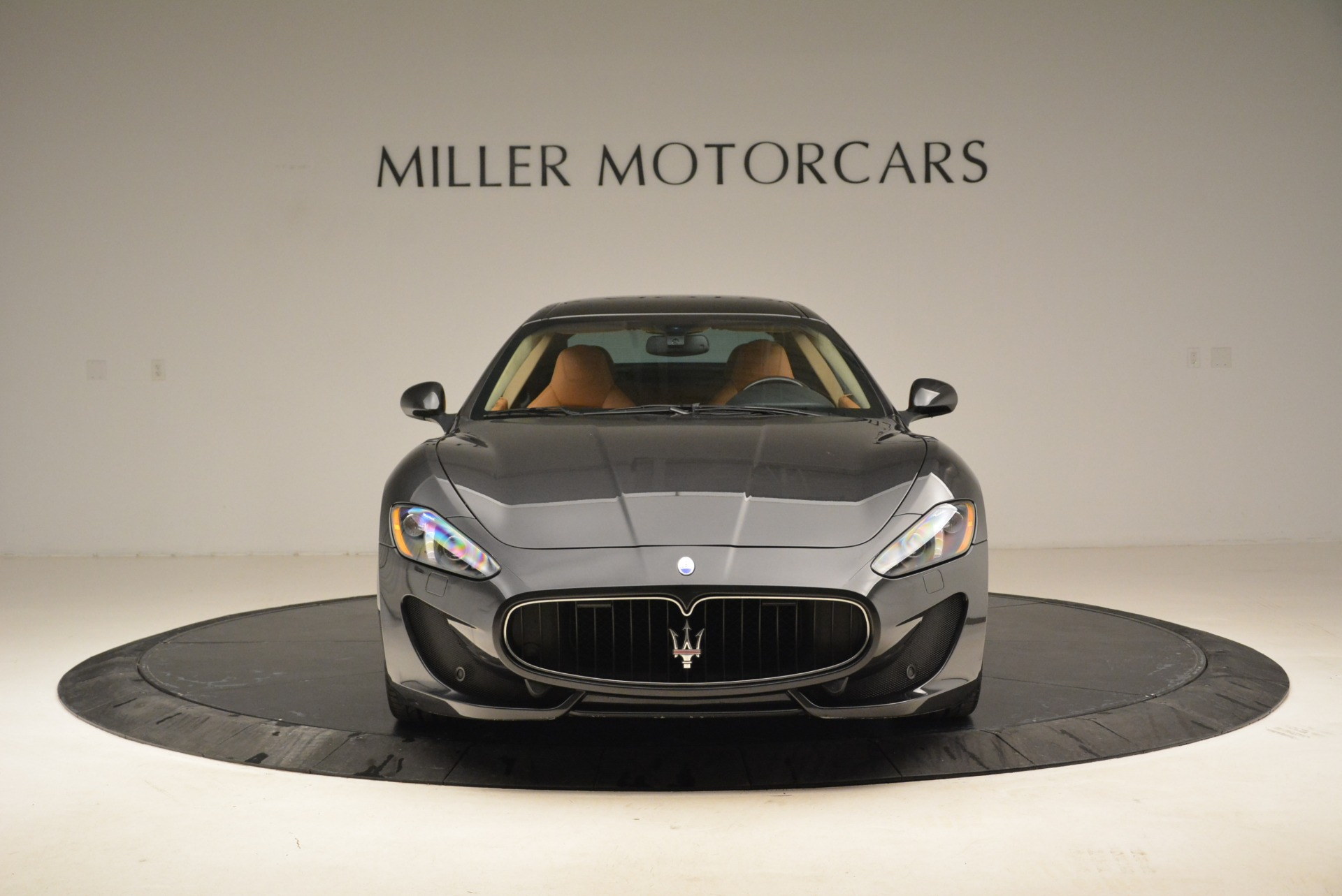 Used 2014 Maserati GranTurismo Sport For Sale In Westport, CT 2067_p11