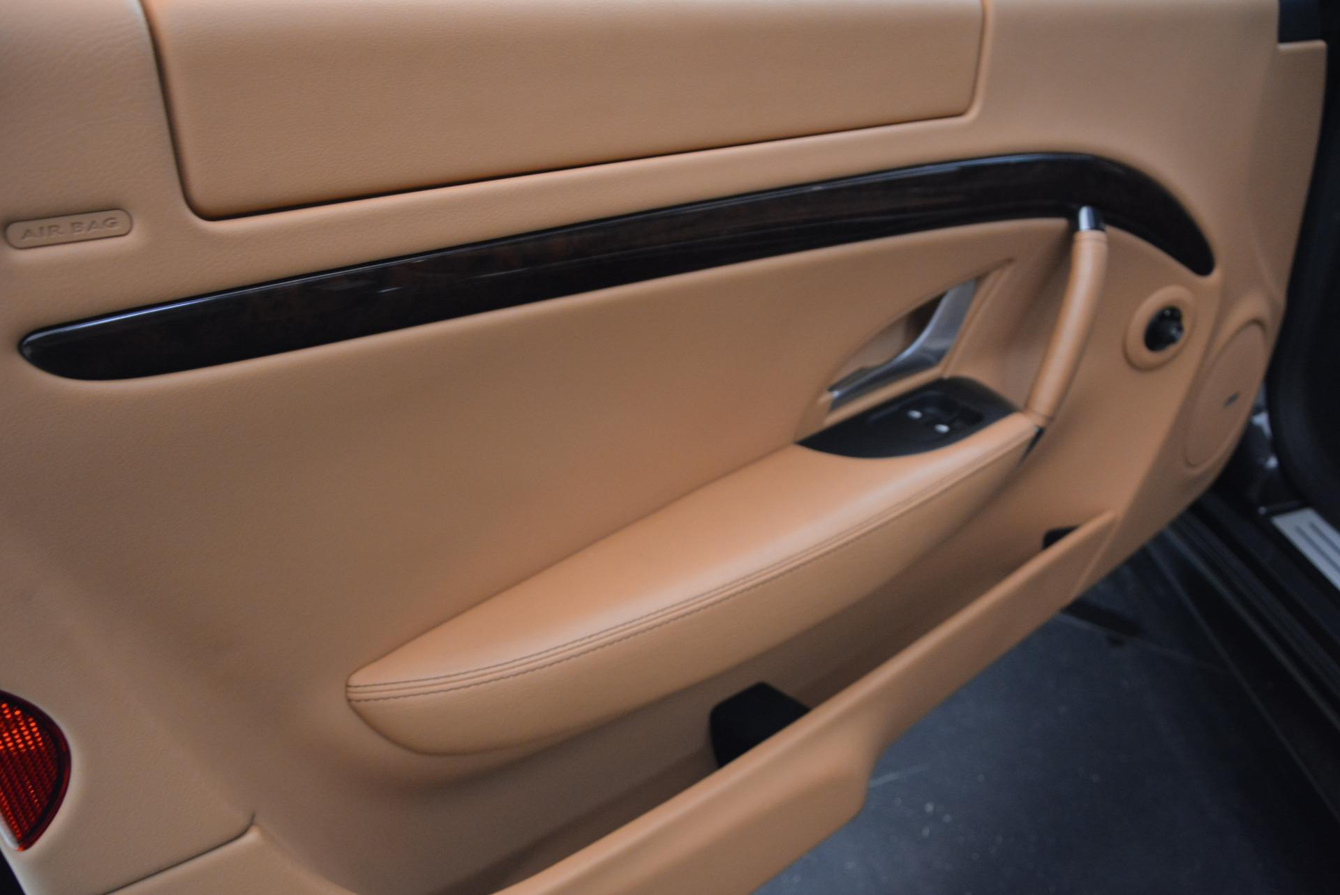 Used 2014 Maserati GranTurismo Sport For Sale In Westport, CT 2067_p17