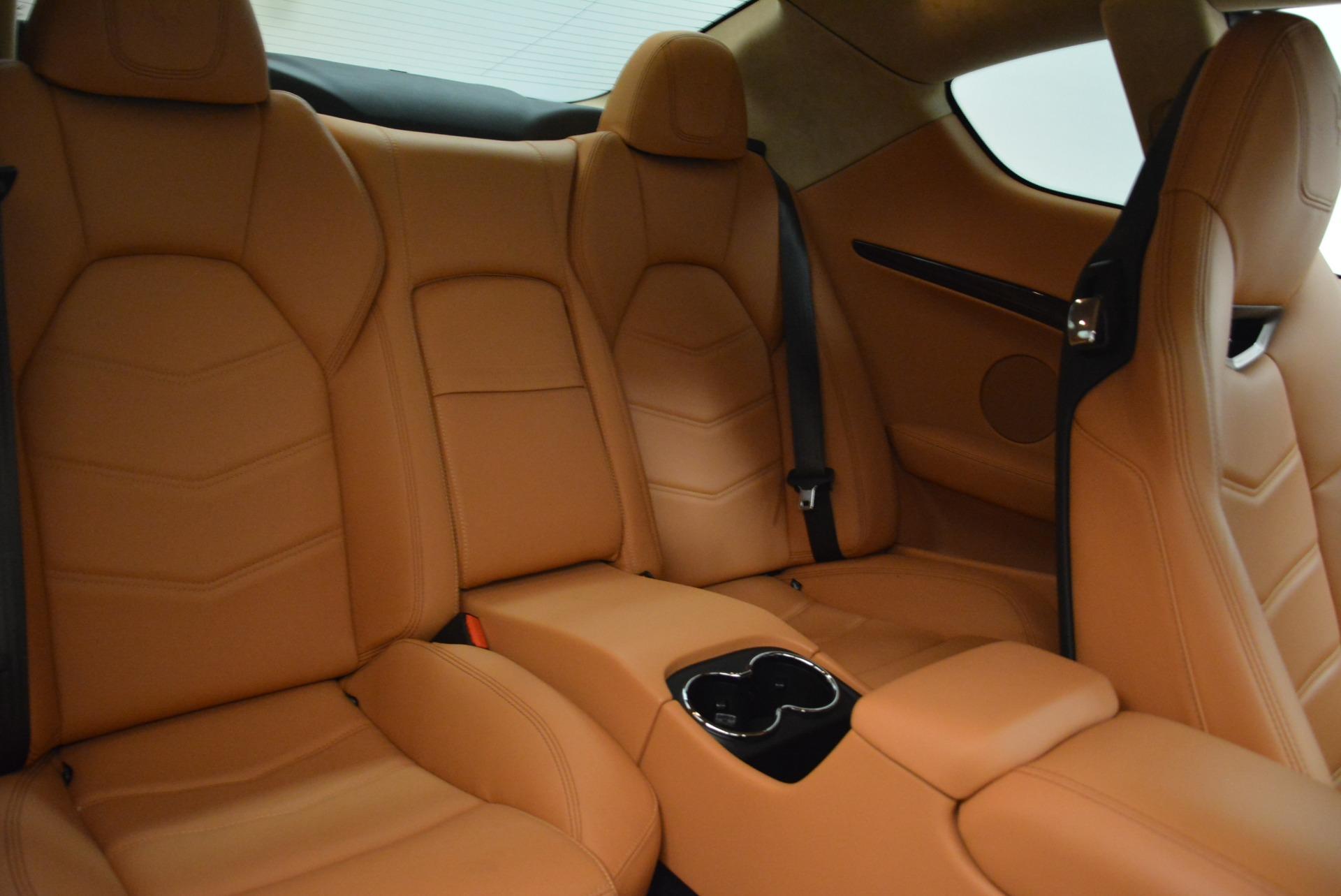 Used 2014 Maserati GranTurismo Sport For Sale In Westport, CT 2067_p23
