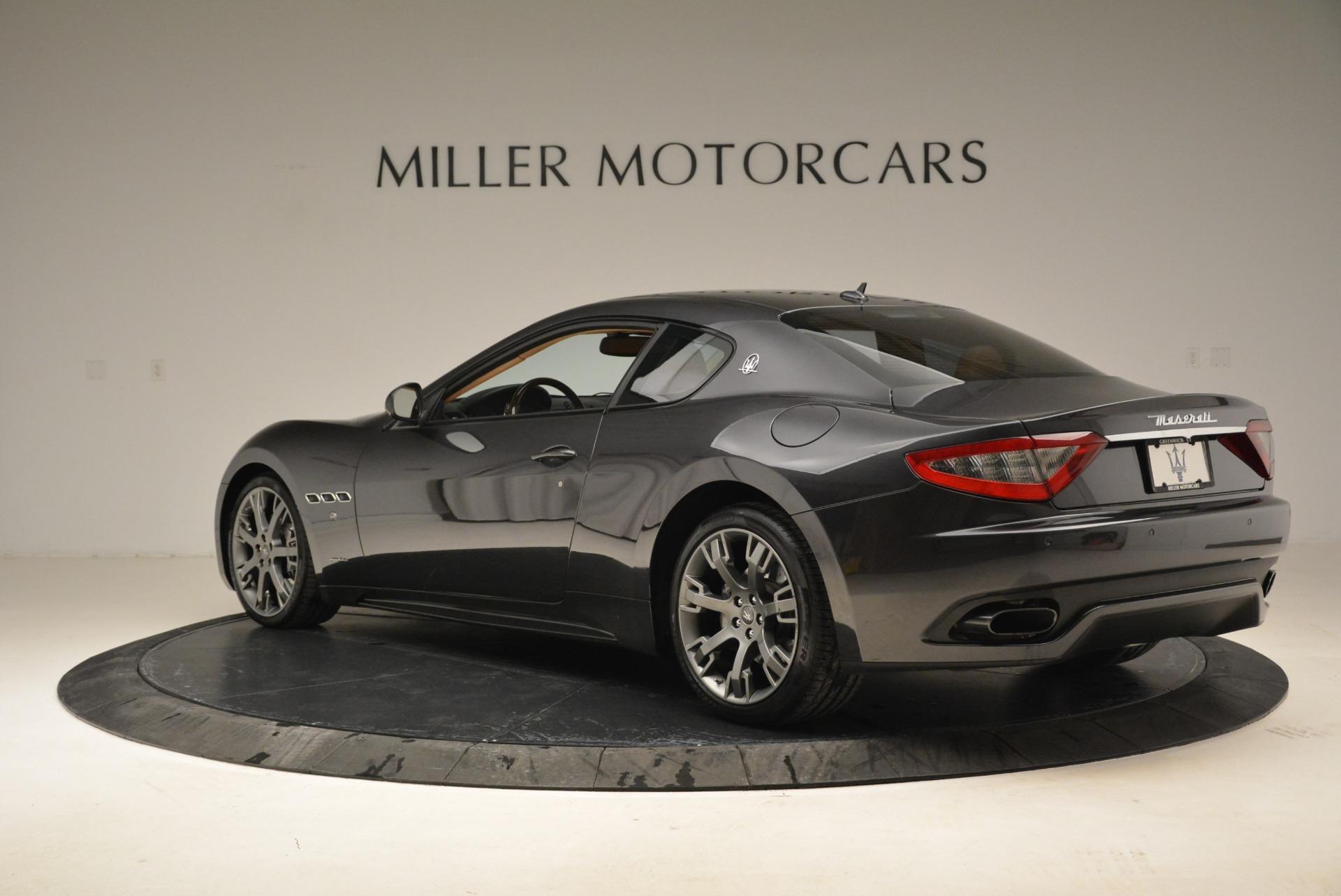 Used 2014 Maserati GranTurismo Sport For Sale In Westport, CT 2067_p3